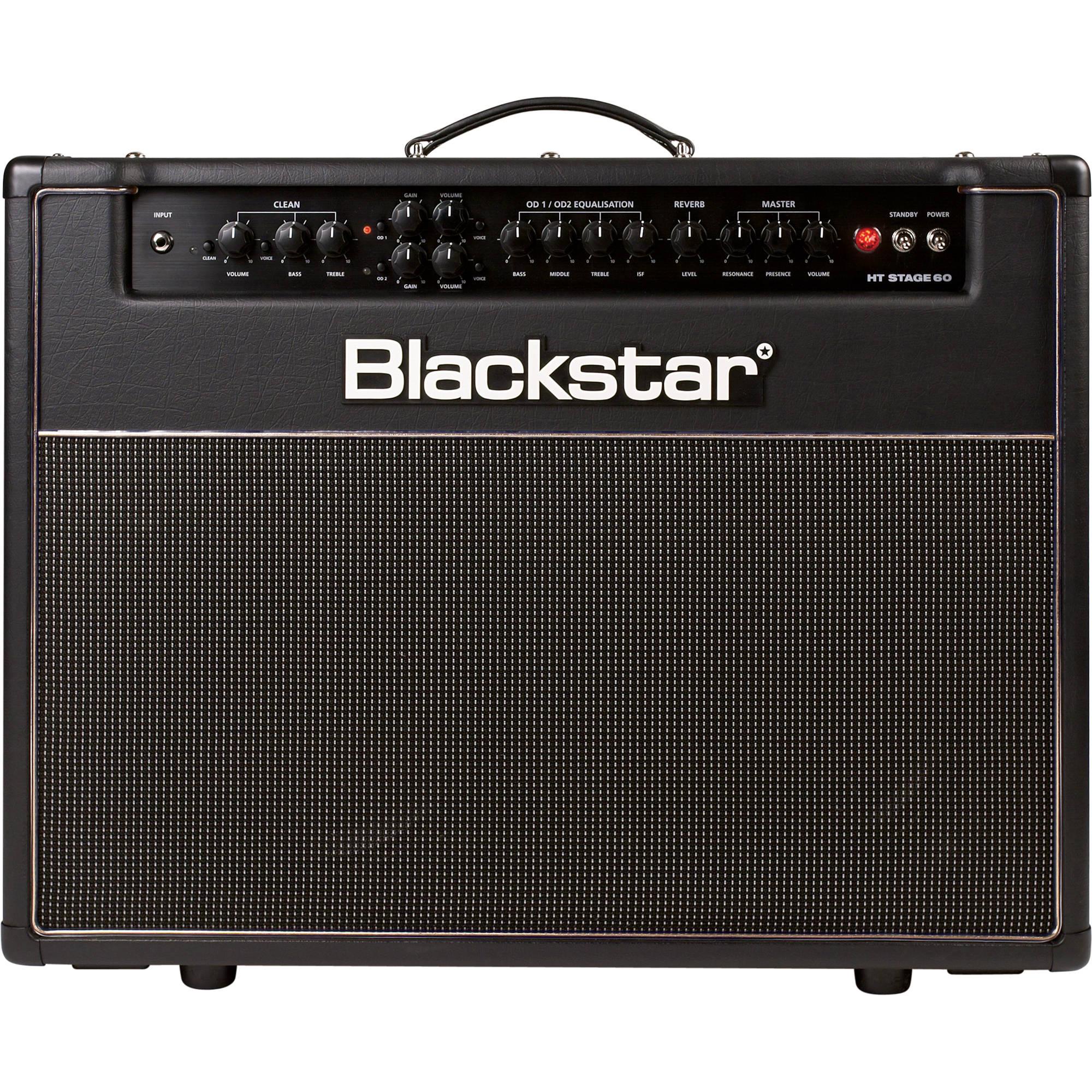 blackstar ht stage 60 2x12 60w guitar combo htstage60c rh bhphotovideo com madison 60w guitar amplifier review rocket 60 ga 60w guitar amplifier