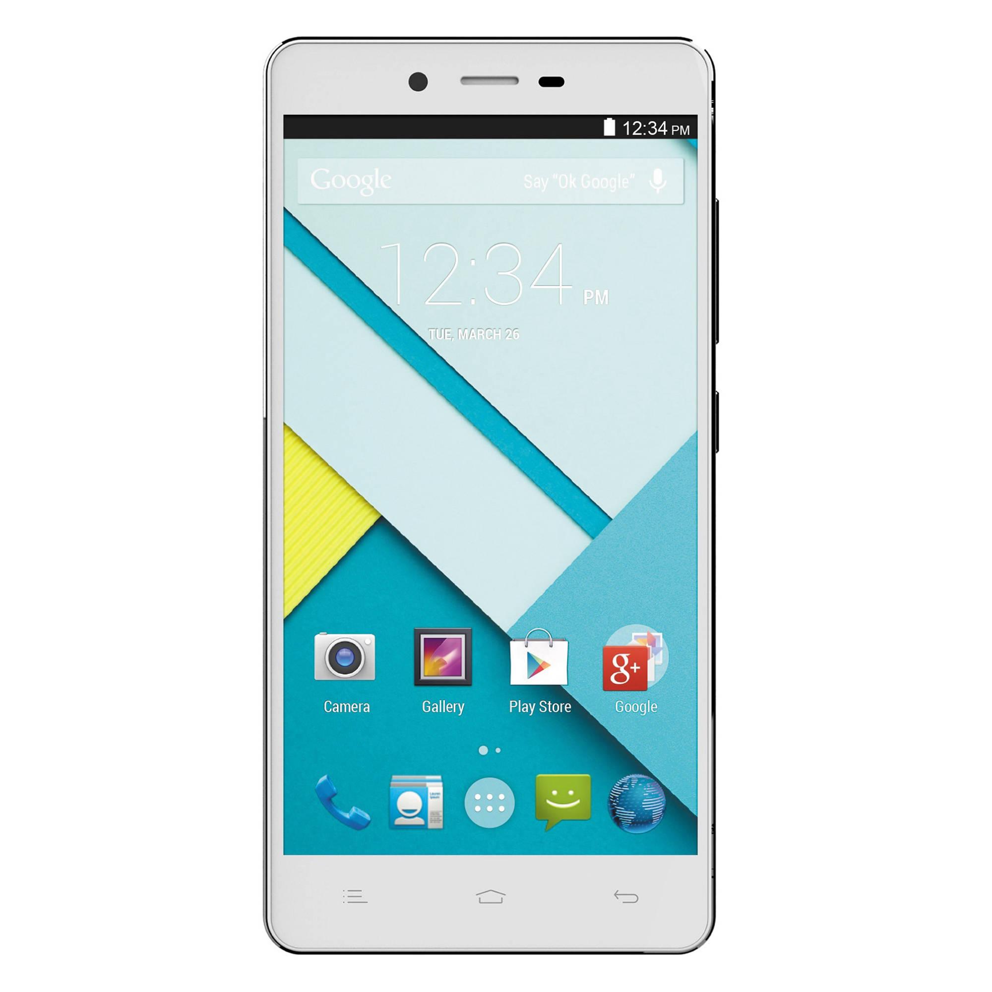 Blu Studio Energy D810l 8gb Smartphone D810l White B Amp H Photo