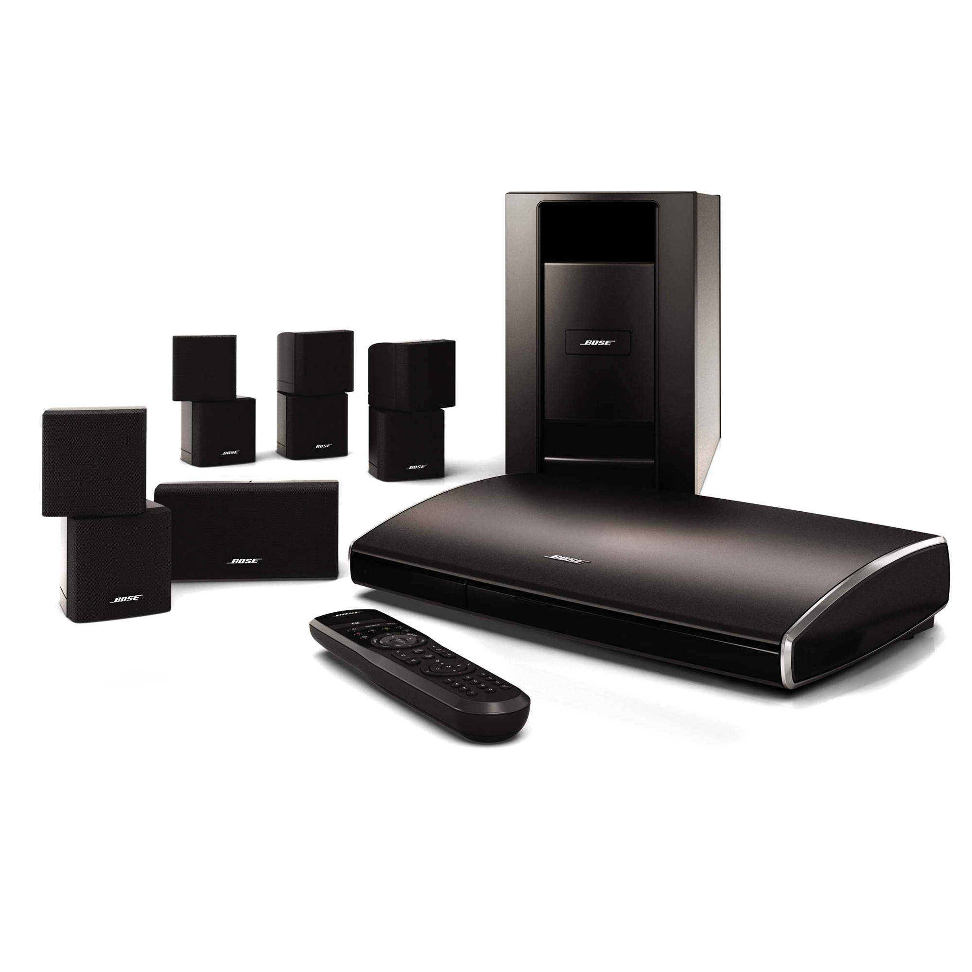 Bose lifestyle 525 series ii home entertainment 363944 for Lift style