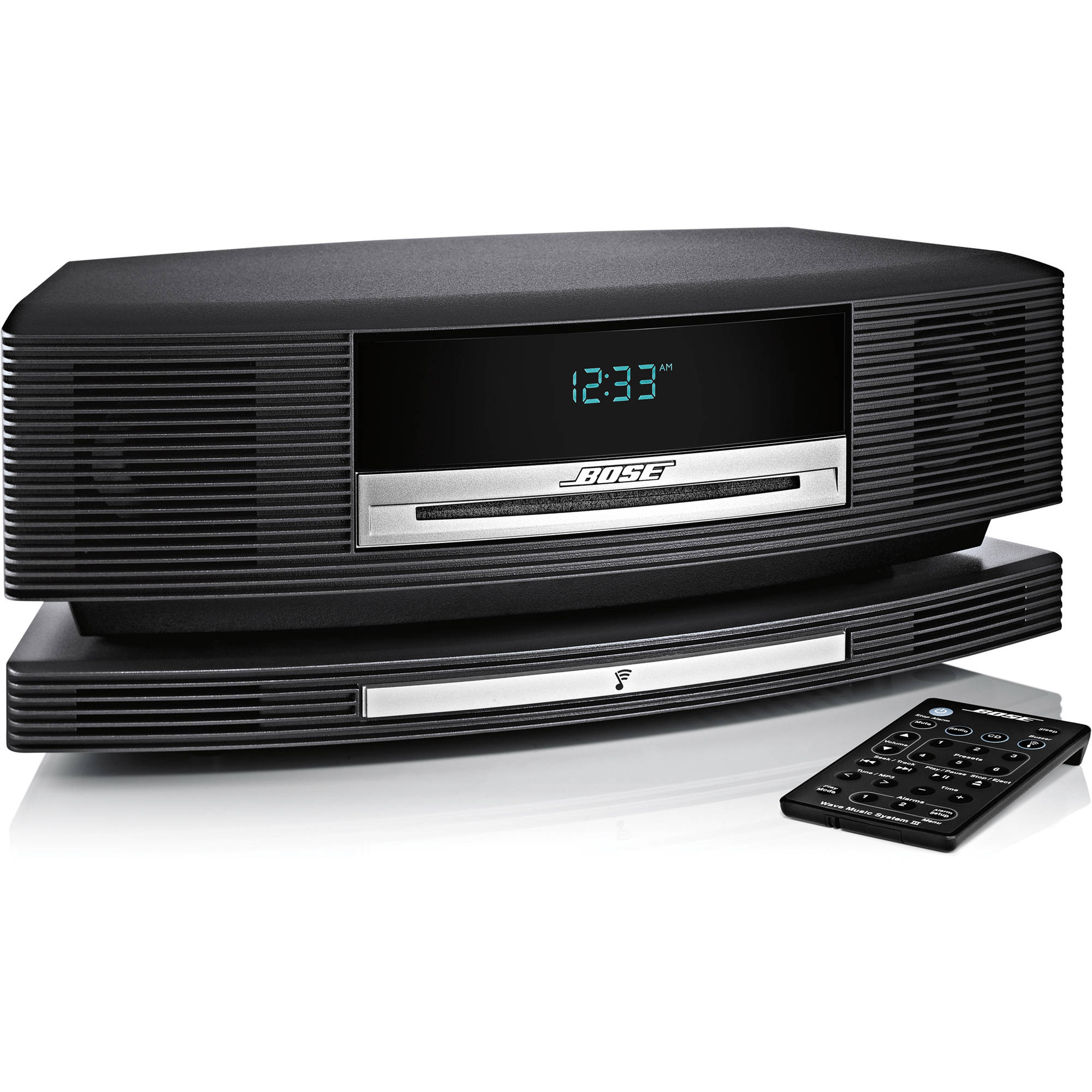 bose wave soundtouch music system graphite gray. Black Bedroom Furniture Sets. Home Design Ideas