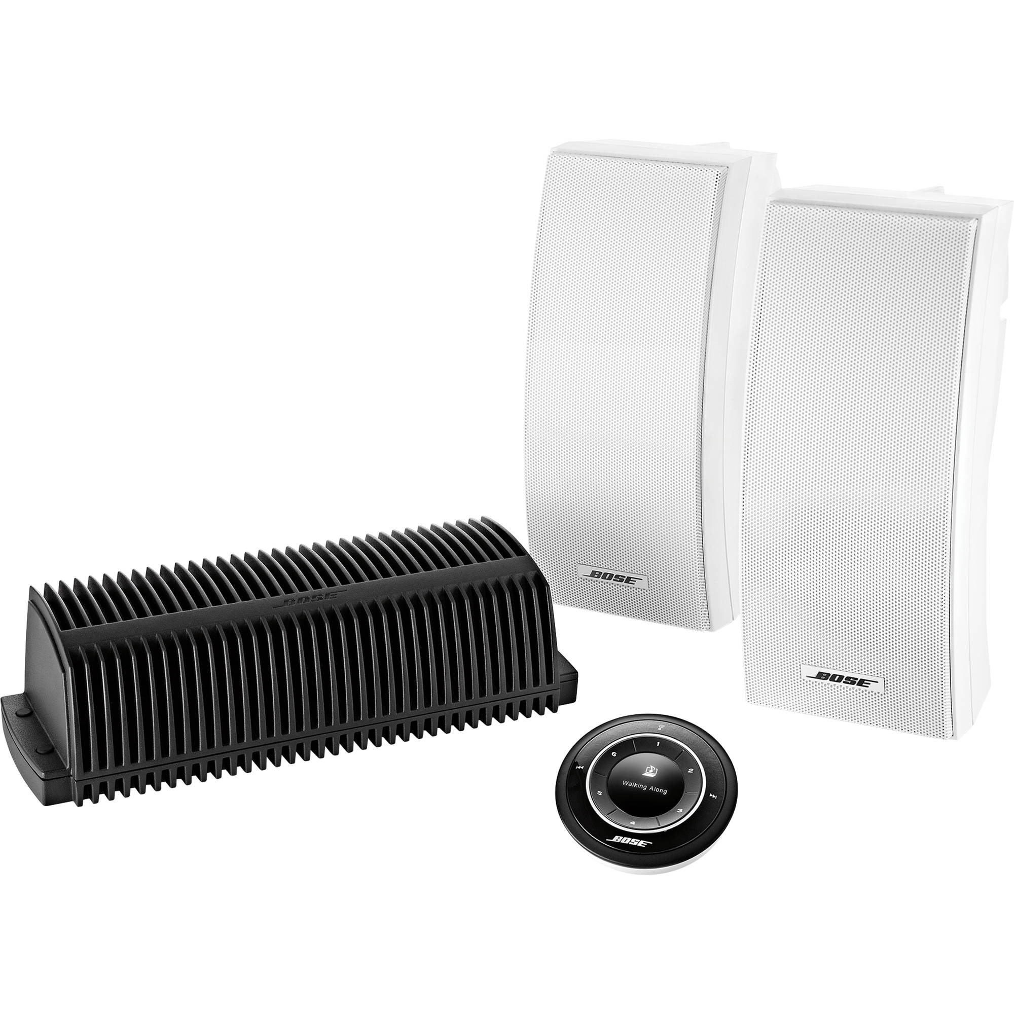 bose soundtouch outdoor speaker system with 251 372032. Black Bedroom Furniture Sets. Home Design Ideas