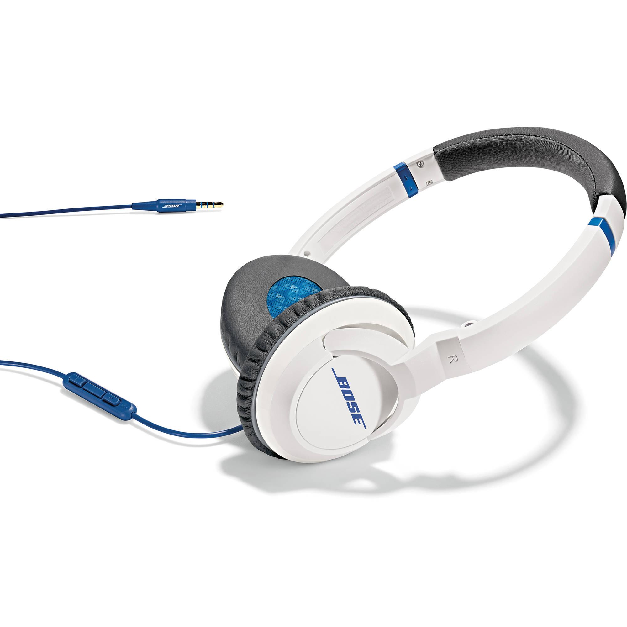 bose on ear headphones. bose soundtrue on-ear headphones (white) on ear i