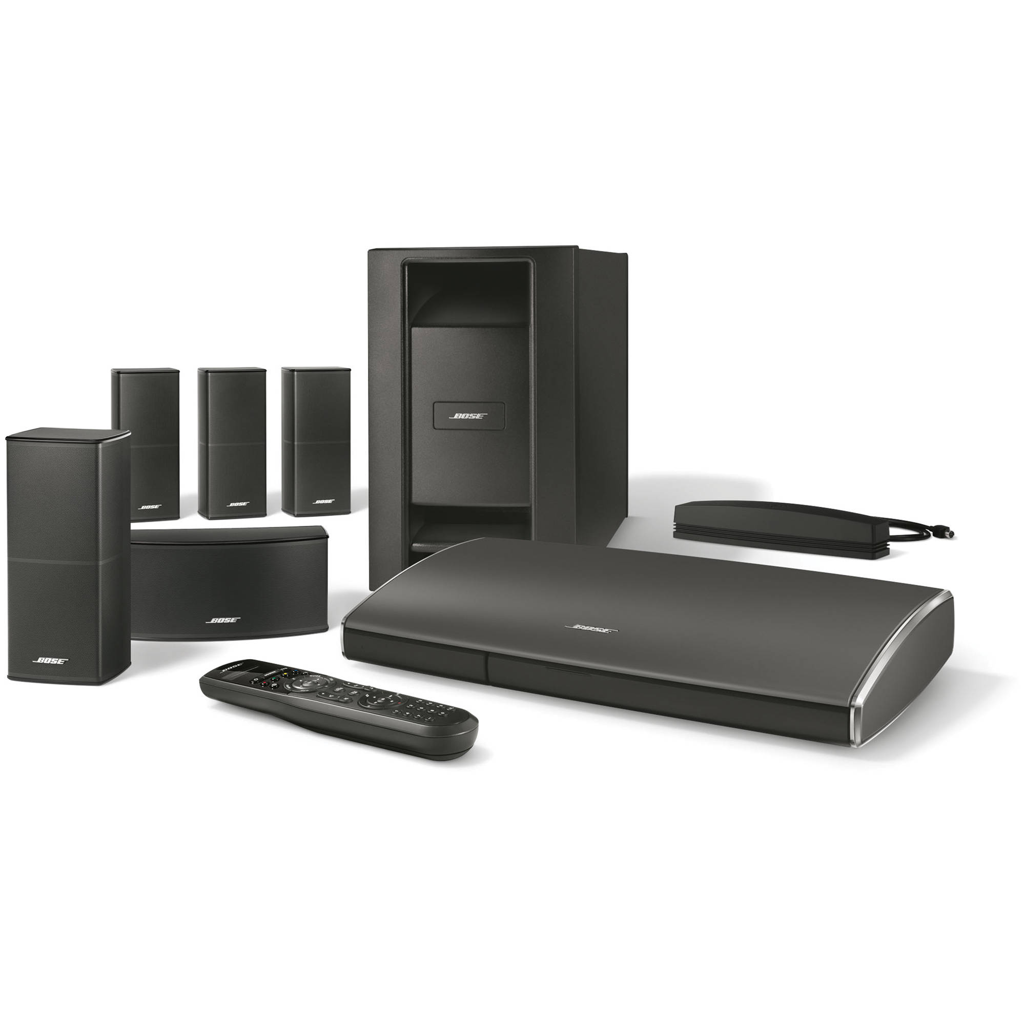 Bose Lifestyle 525 Series Iii Home Theater System 715592