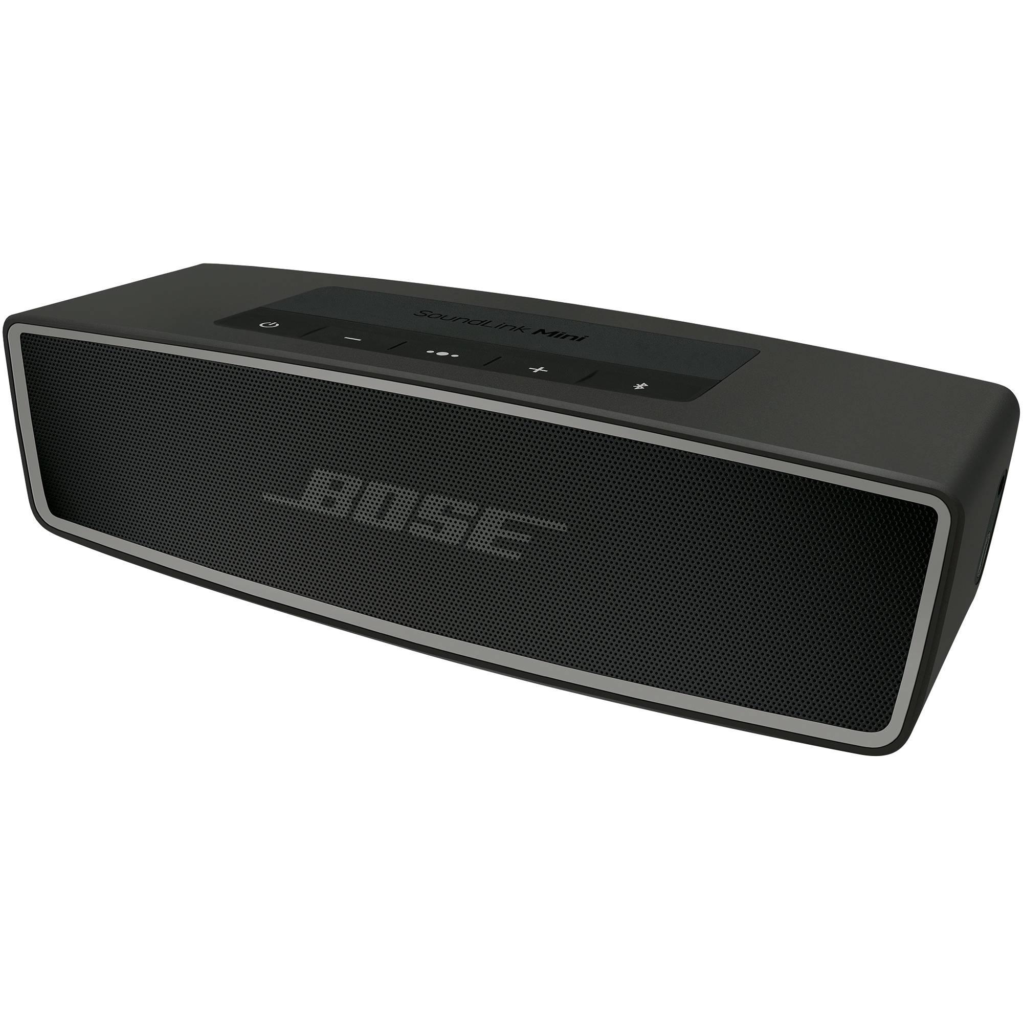 bose mini 2. bose soundlink mini bluetooth speaker ii (carbon) 2 s