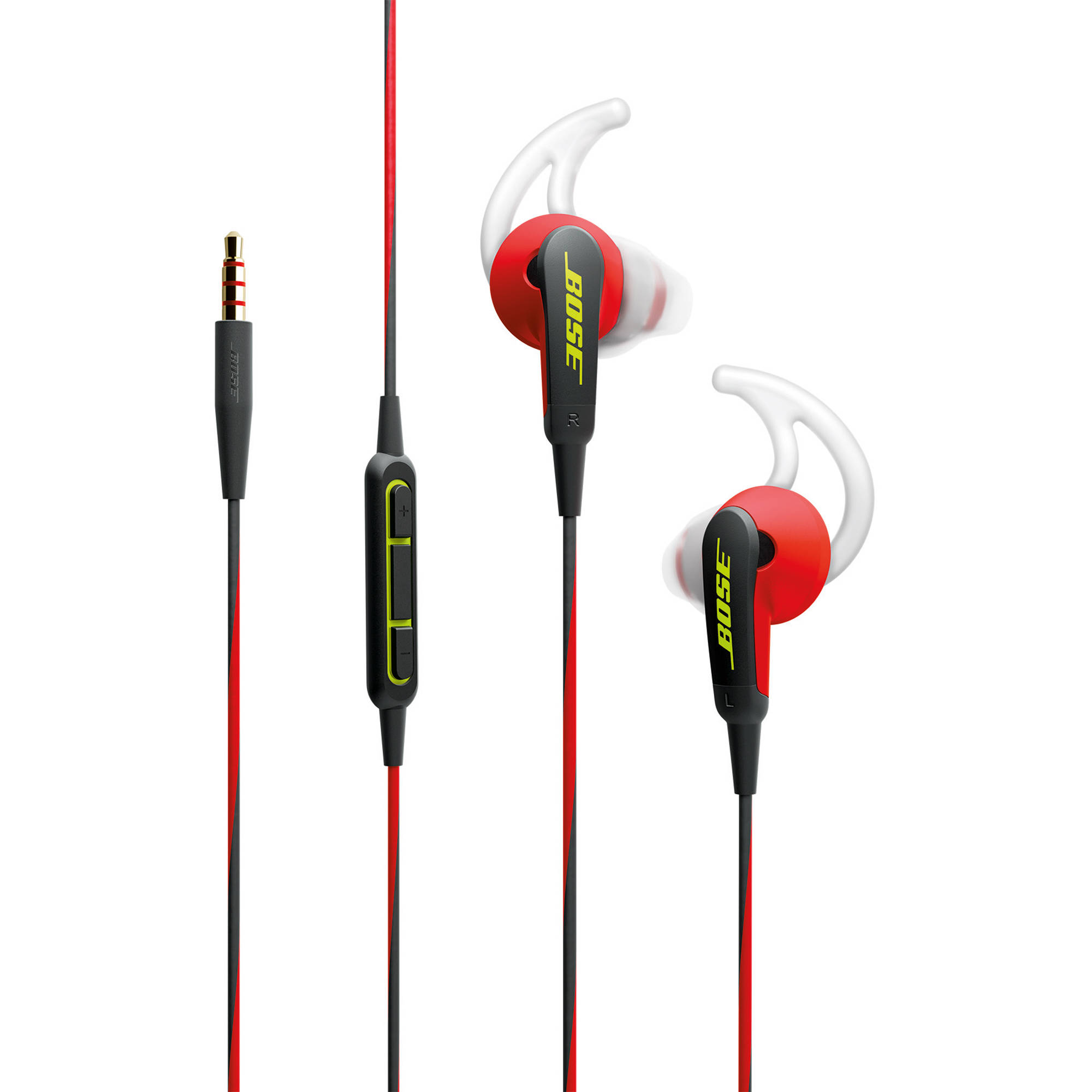 bose headphones sport box. bose soundsport in-ear headphones-apple devices (power red) headphones sport box s