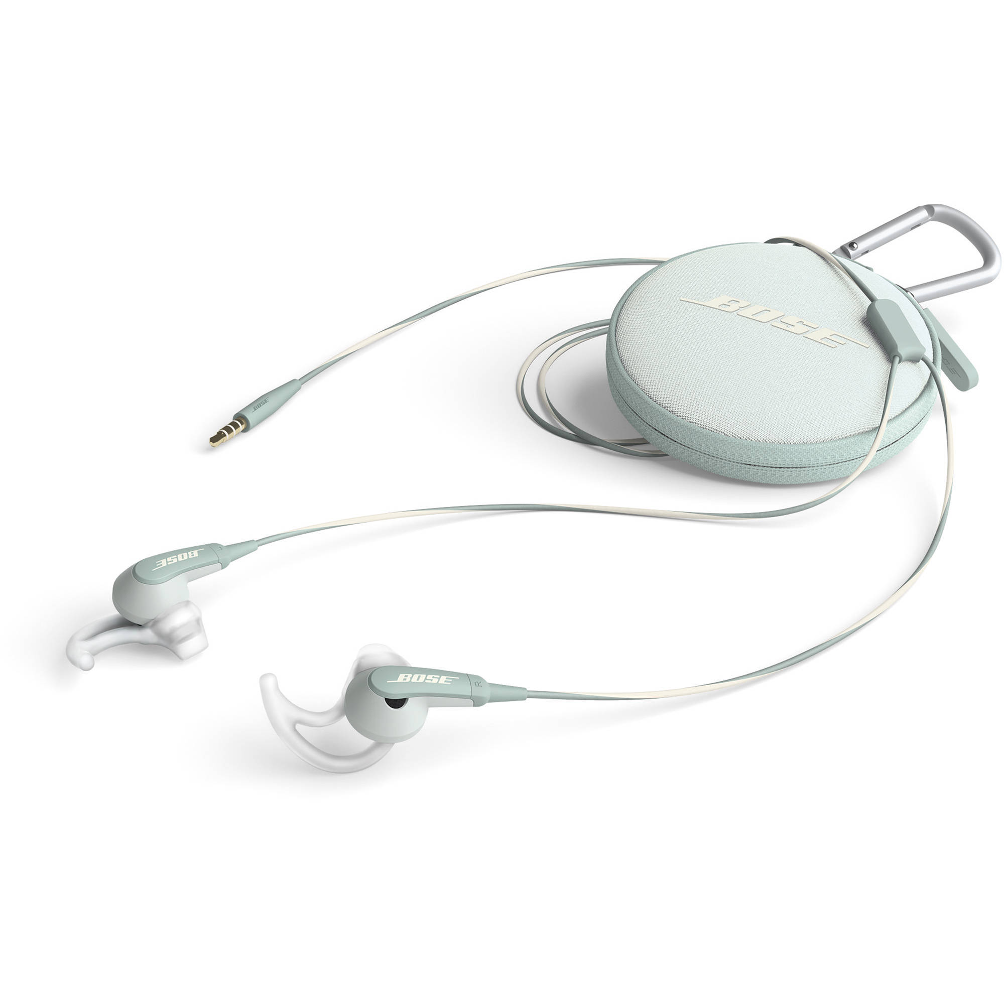 Bose SoundSport In-Ear Headphones-Audio Only (Frost) 741776-0150
