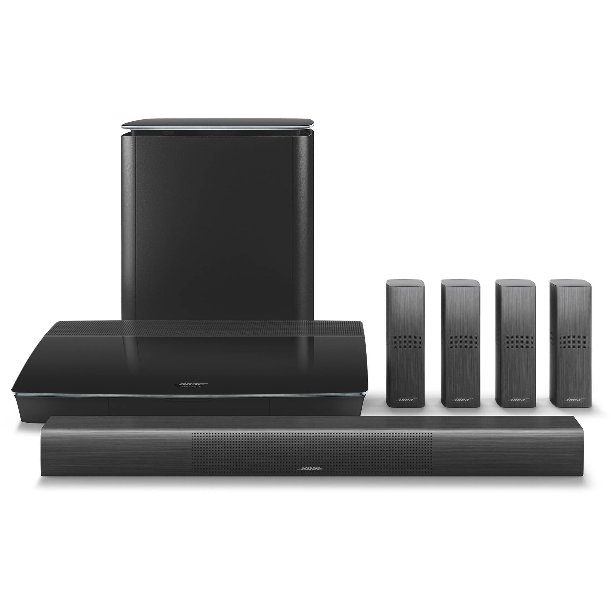 Lifestyle: Bose Lifestyle 650 Home Theater System With OmniJewel
