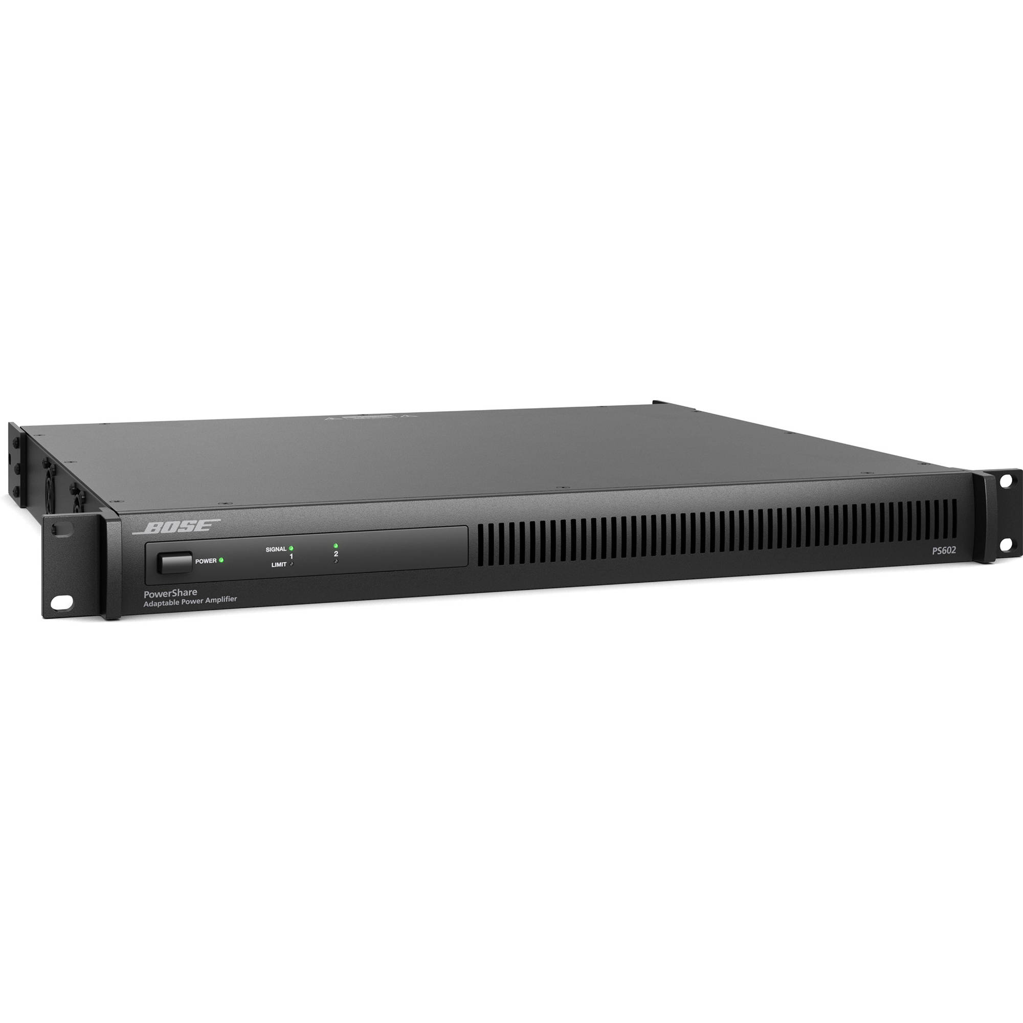 Bose Professional PowerShare PS602 2-Channel Adaptable Power Amplifier