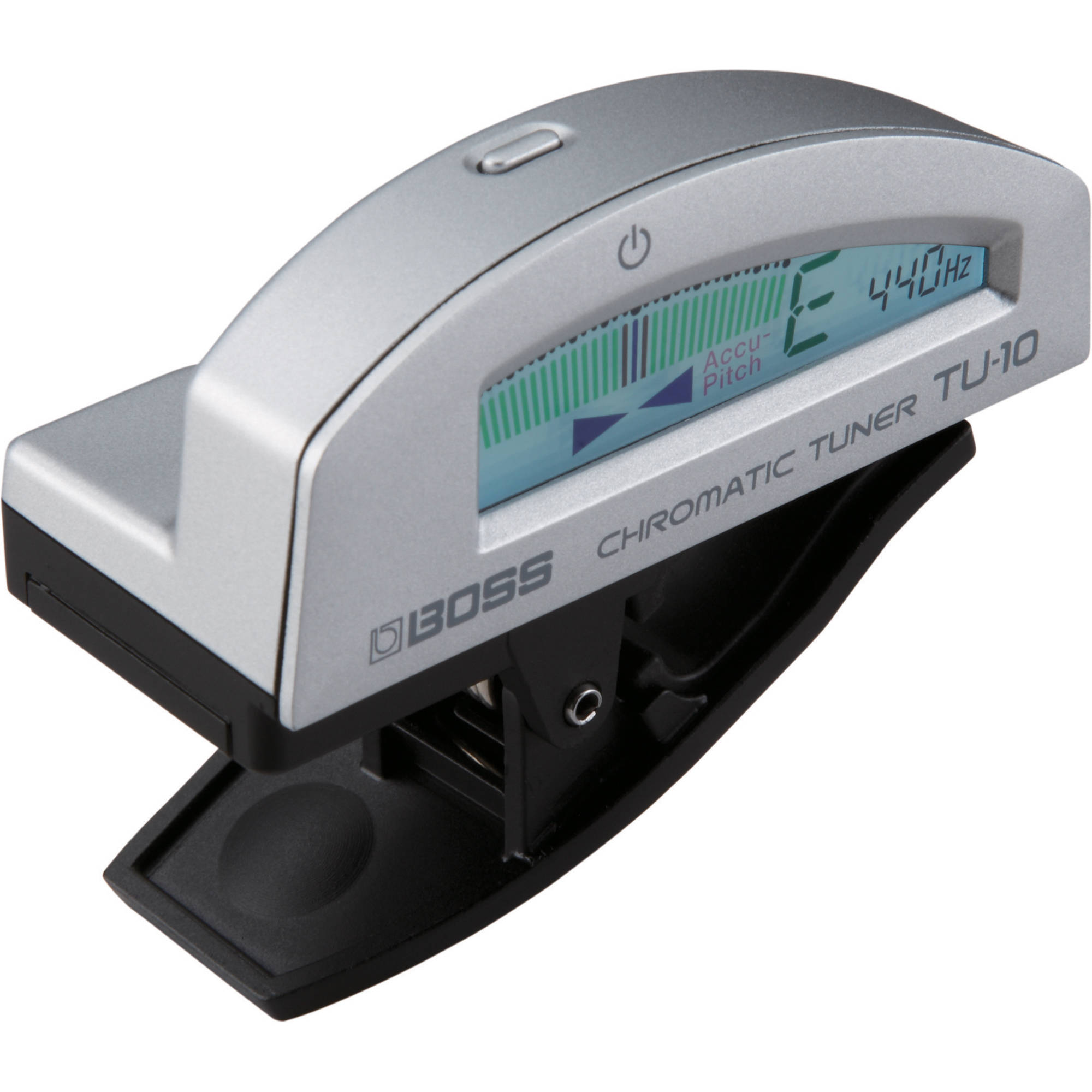 boss tu 10 clip on chromatic tuner manual