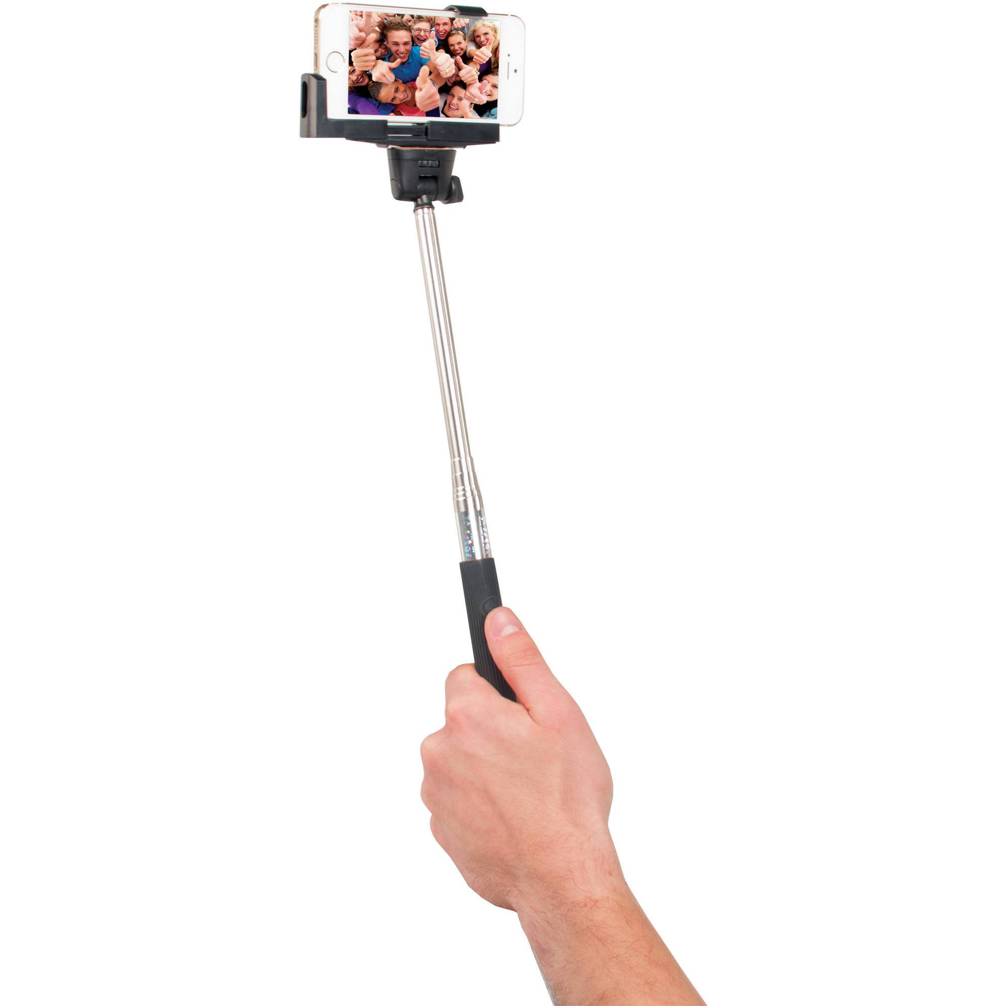 bower ibower wireless smartphone selfie stick ibo btm b h photo. Black Bedroom Furniture Sets. Home Design Ideas
