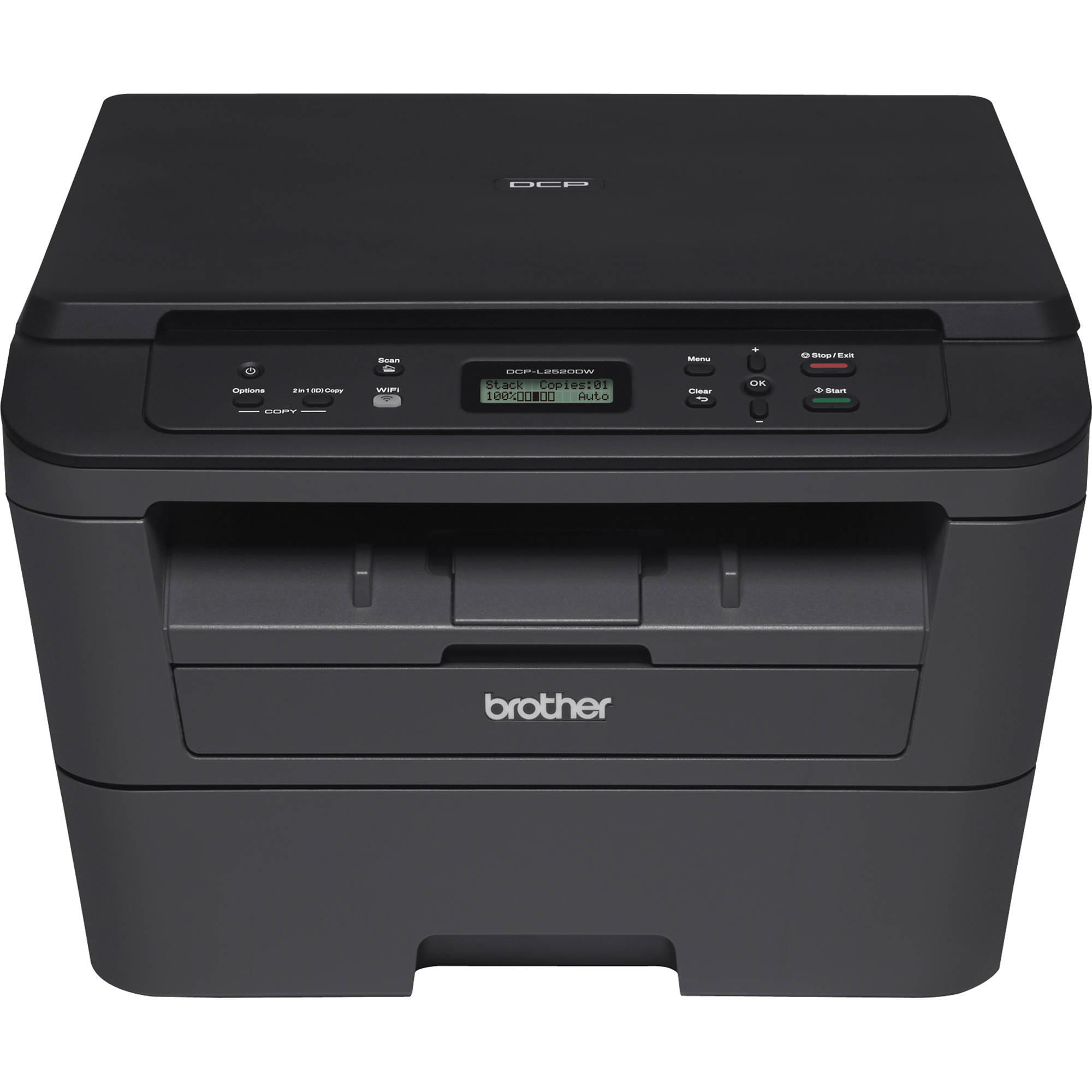 Brother Dcp L2520dw Monochrome All In One Laser Dcp