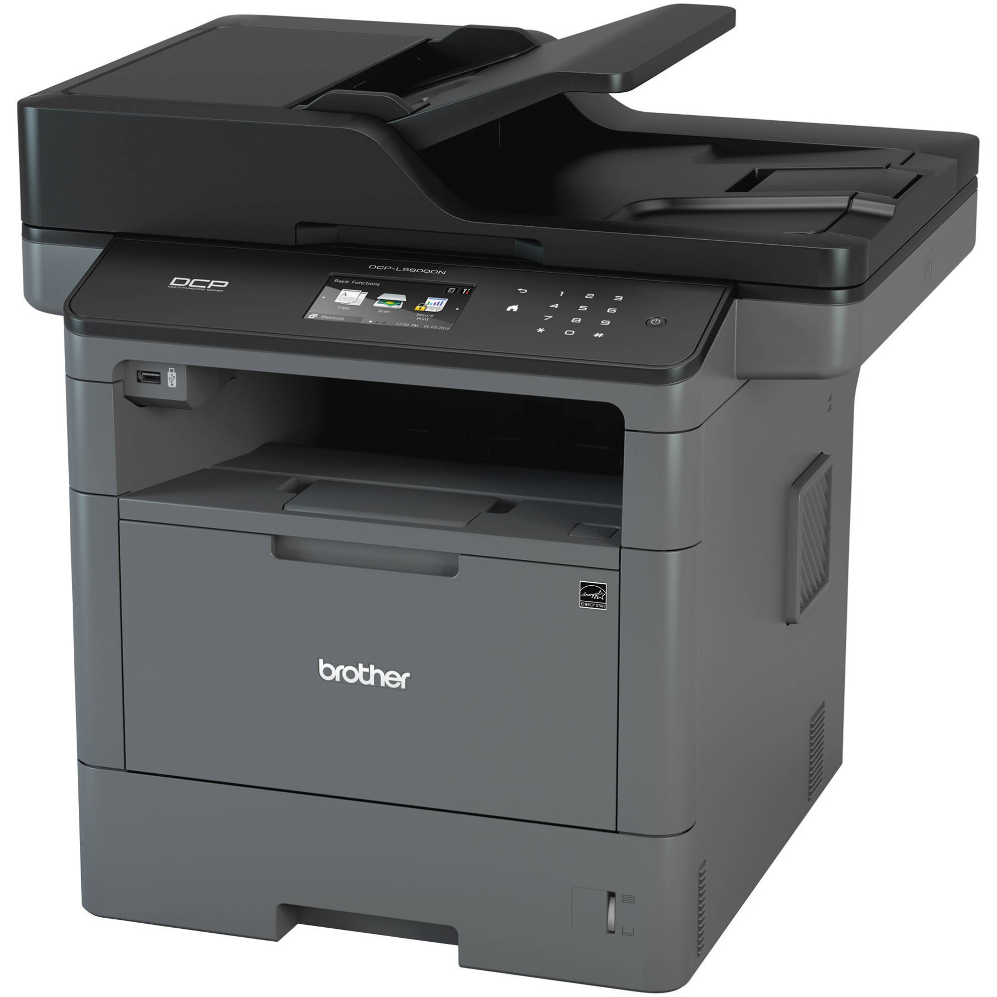 brother dcp l5600dn all in one monochrome laser dcp l5600dn b h