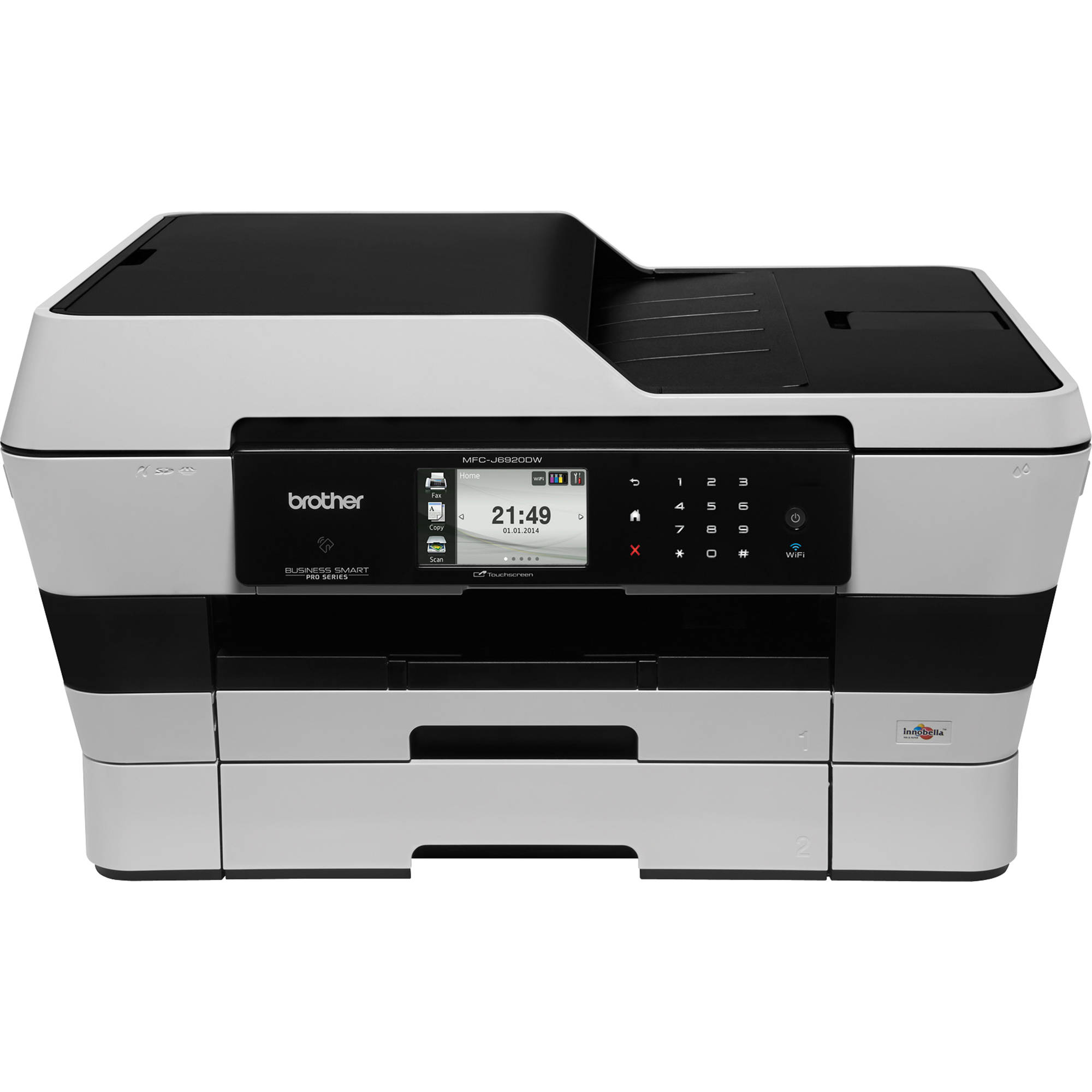 Brother MFC J6920DW Wireless Color All In One Inkjet MFC