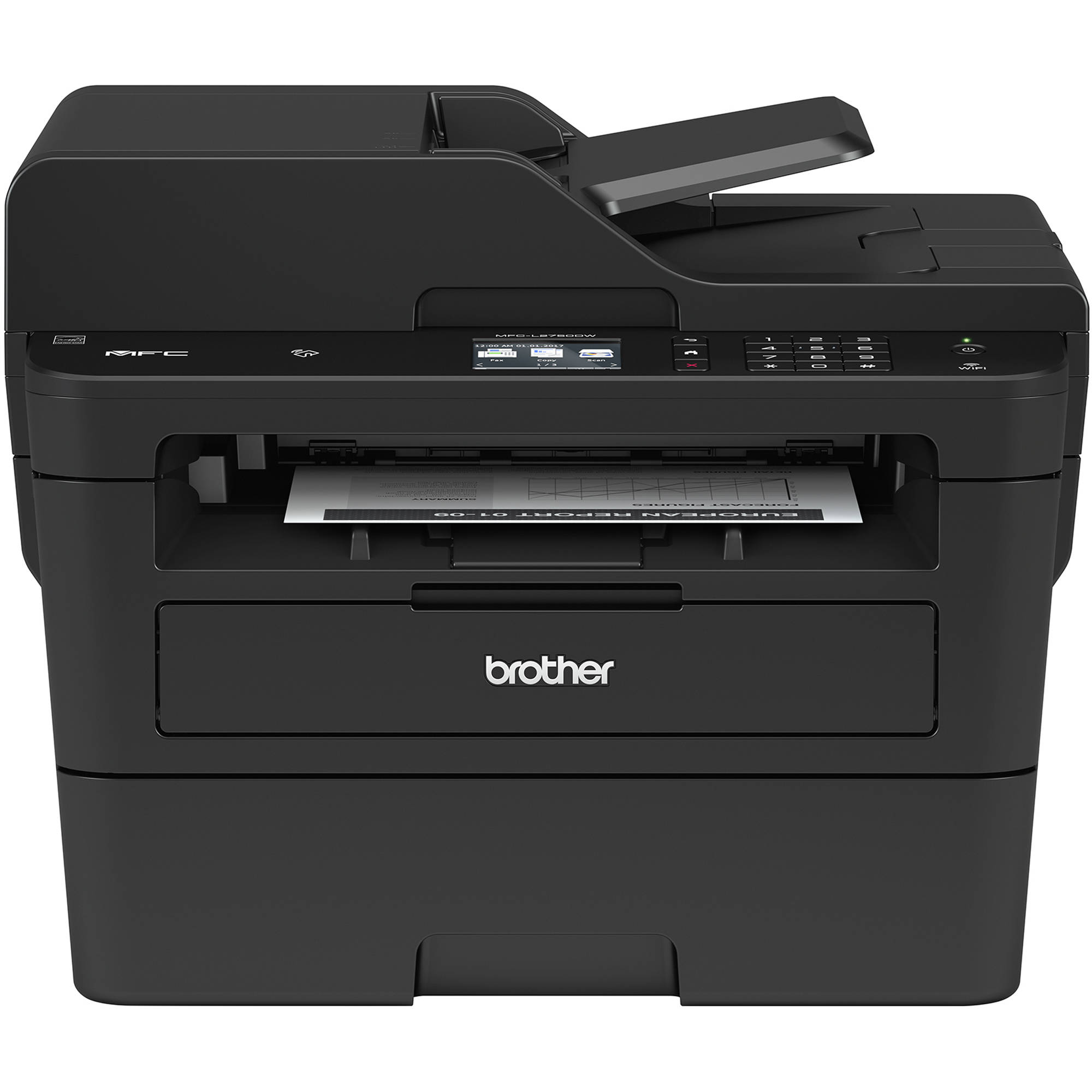 Brother MFC-L2750DW All-In-One Monochrome Laser MFC ...