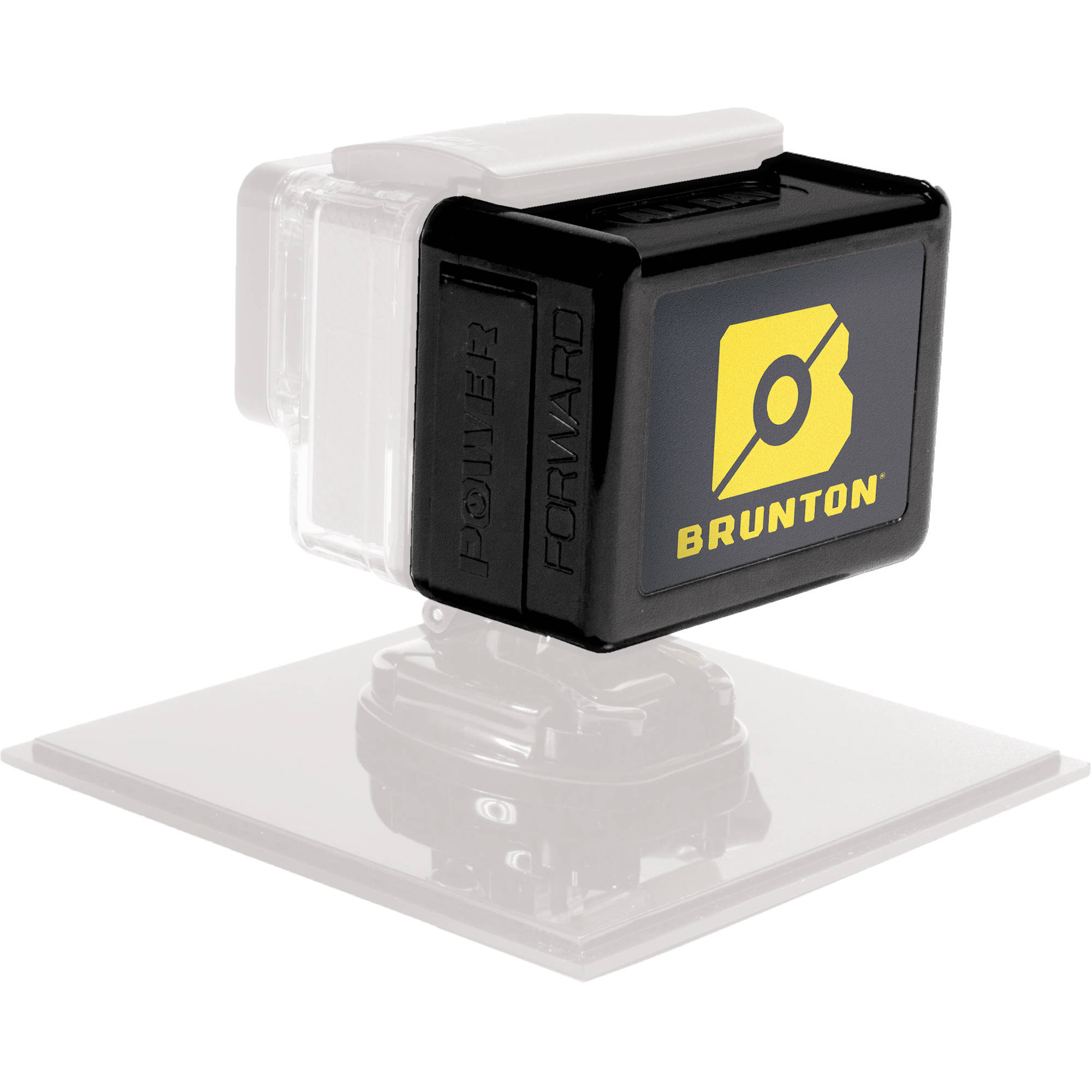 brunton allday extended battery back for gopro f allday bk b h. Black Bedroom Furniture Sets. Home Design Ideas