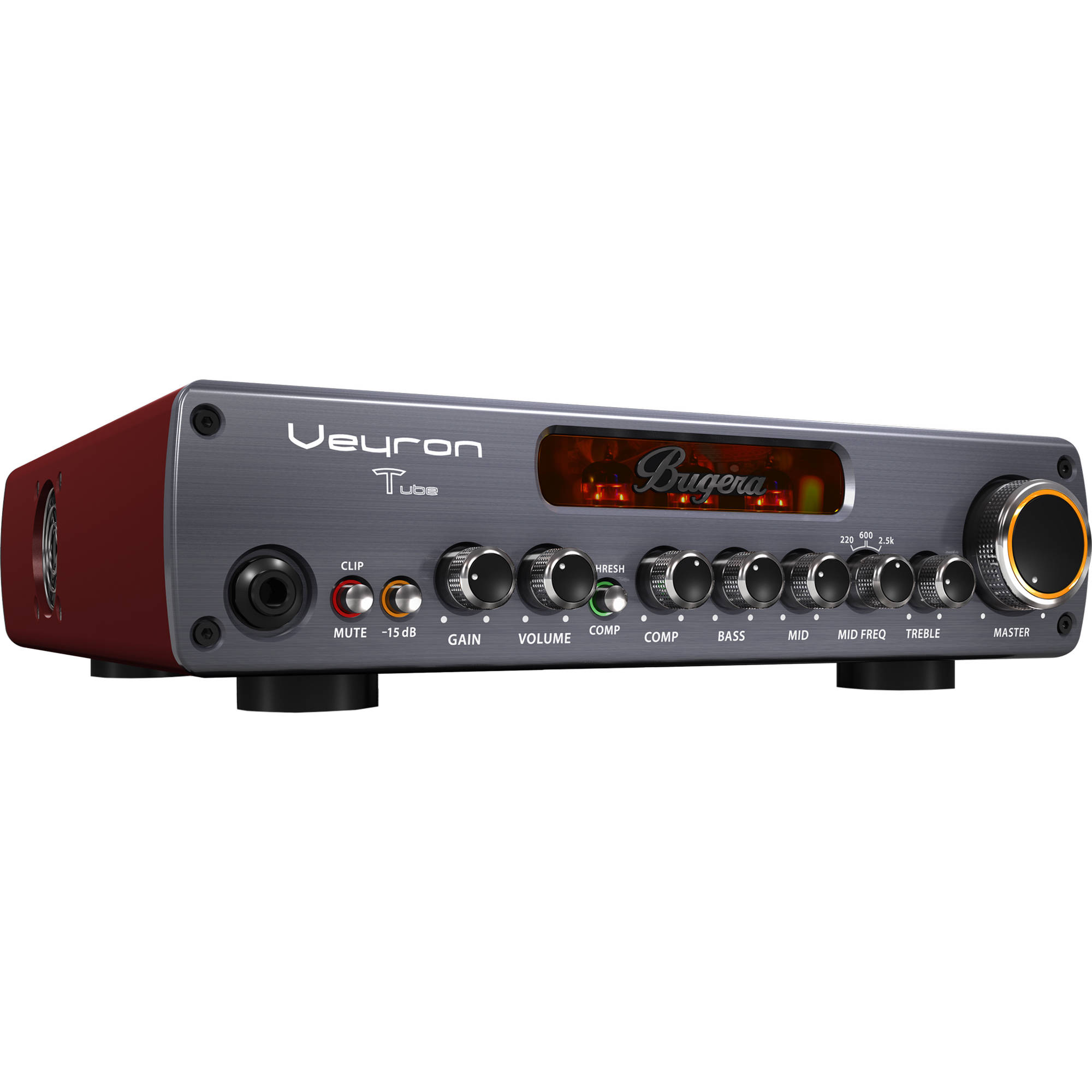 Bugera Veyron T Bv1001t 2000w Amplifier With Tube Preamp Passive Baxandall Tone Control 2 Band Equalizer Circuit Schematic