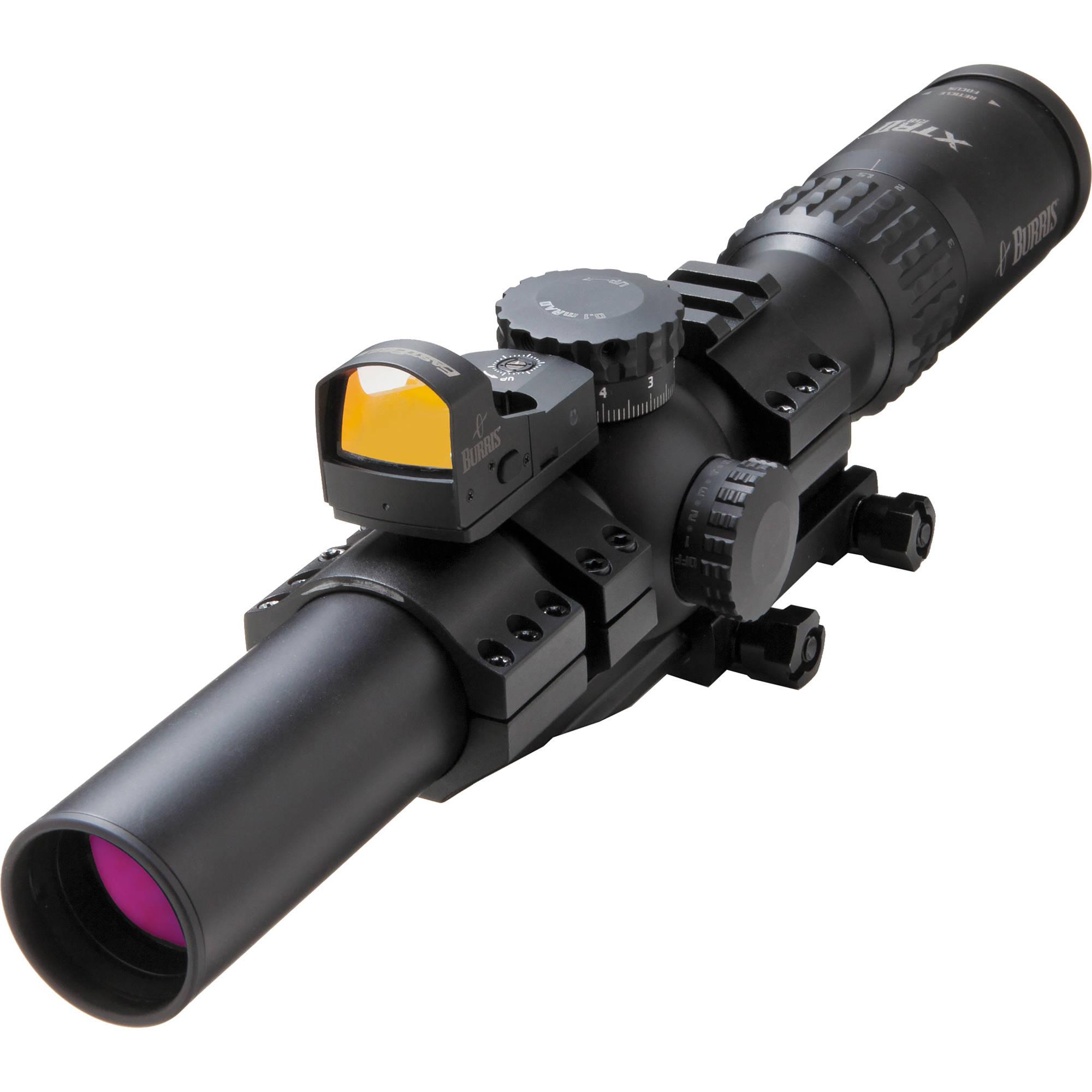 Burris Optics 15 8x28 Xtr Ii Riflescope Fastfire Iii 201011 Bh
