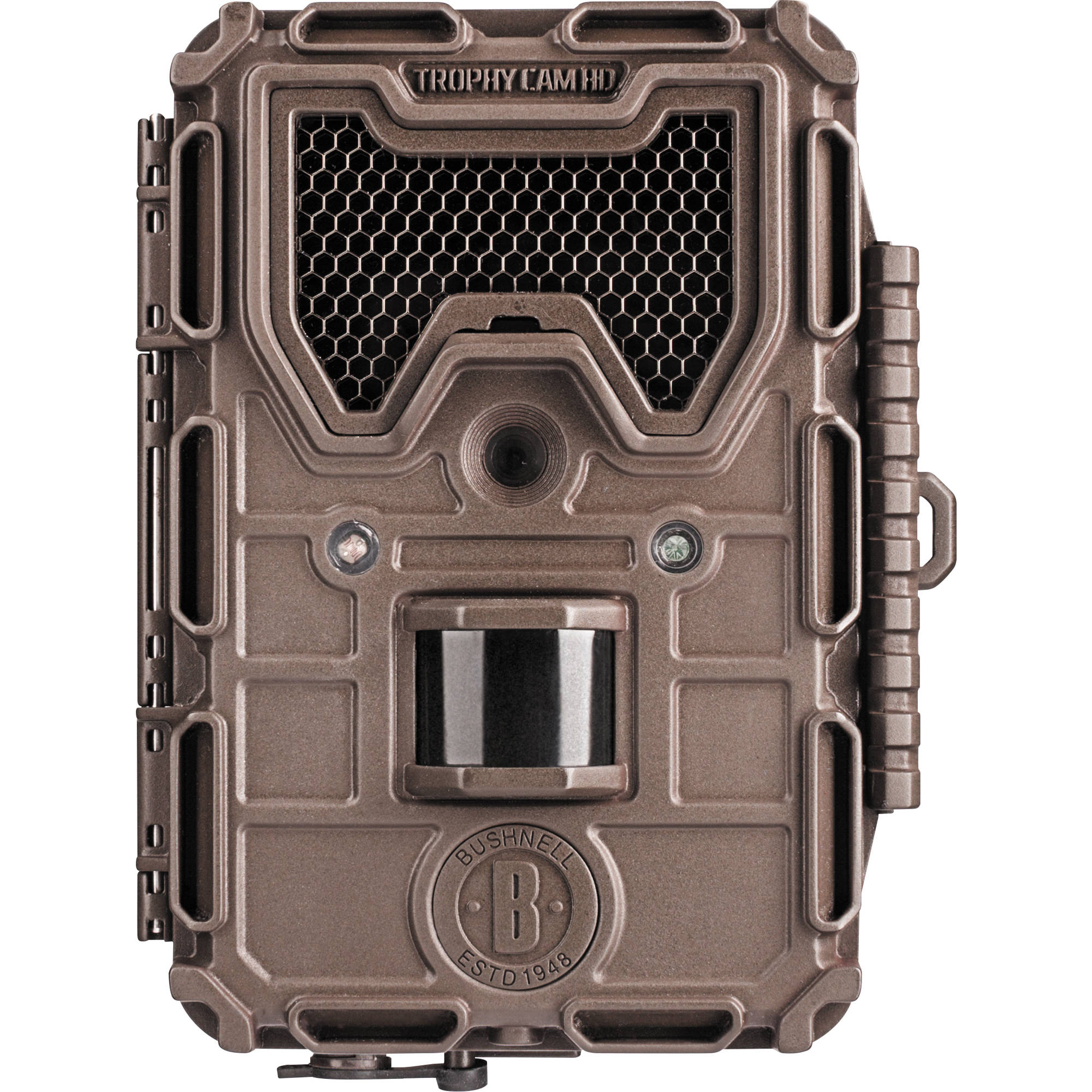 bushnell 8mp trophy cam hd trail camera with no glow 119676c b h. Black Bedroom Furniture Sets. Home Design Ideas