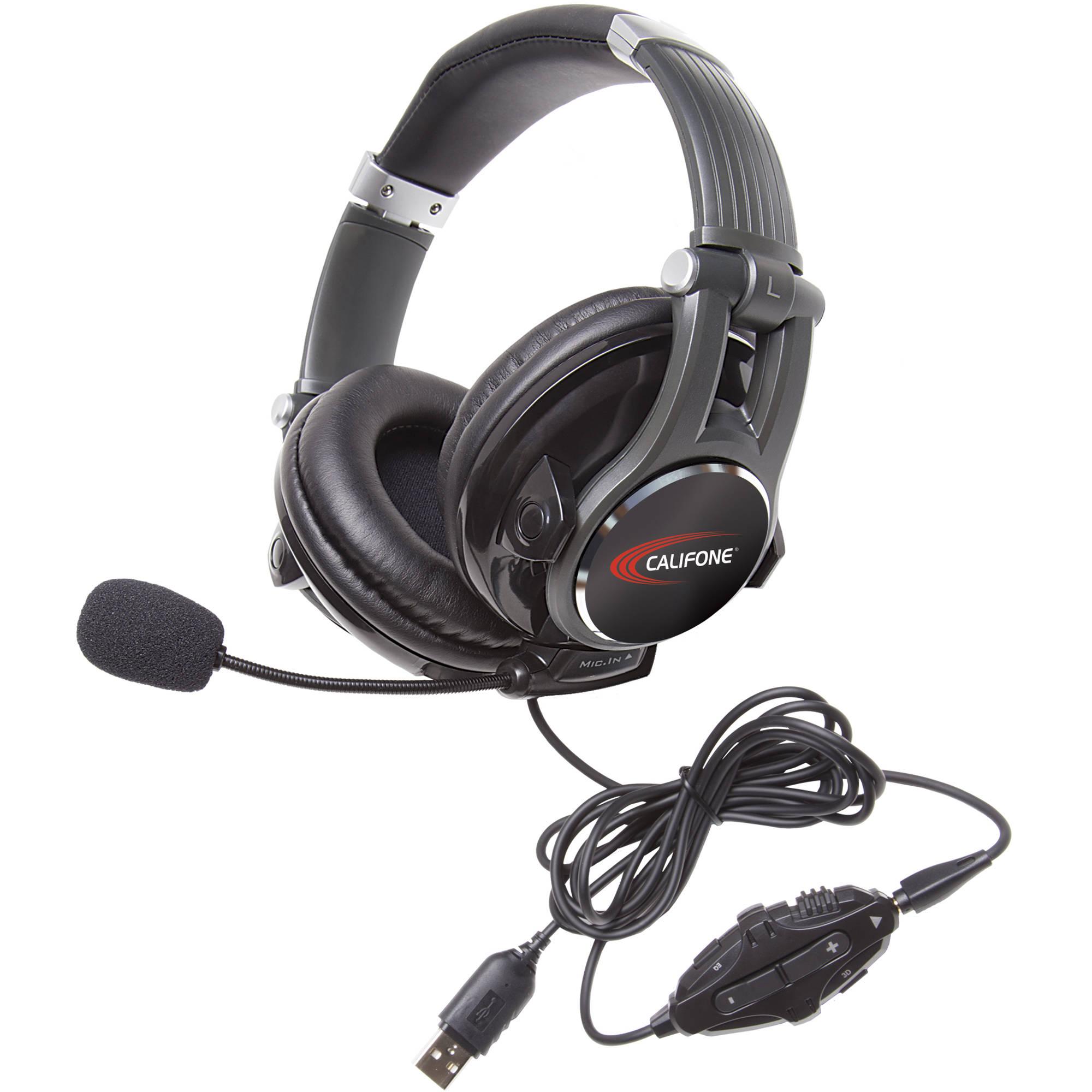 Califone GH507 Gaming Headset