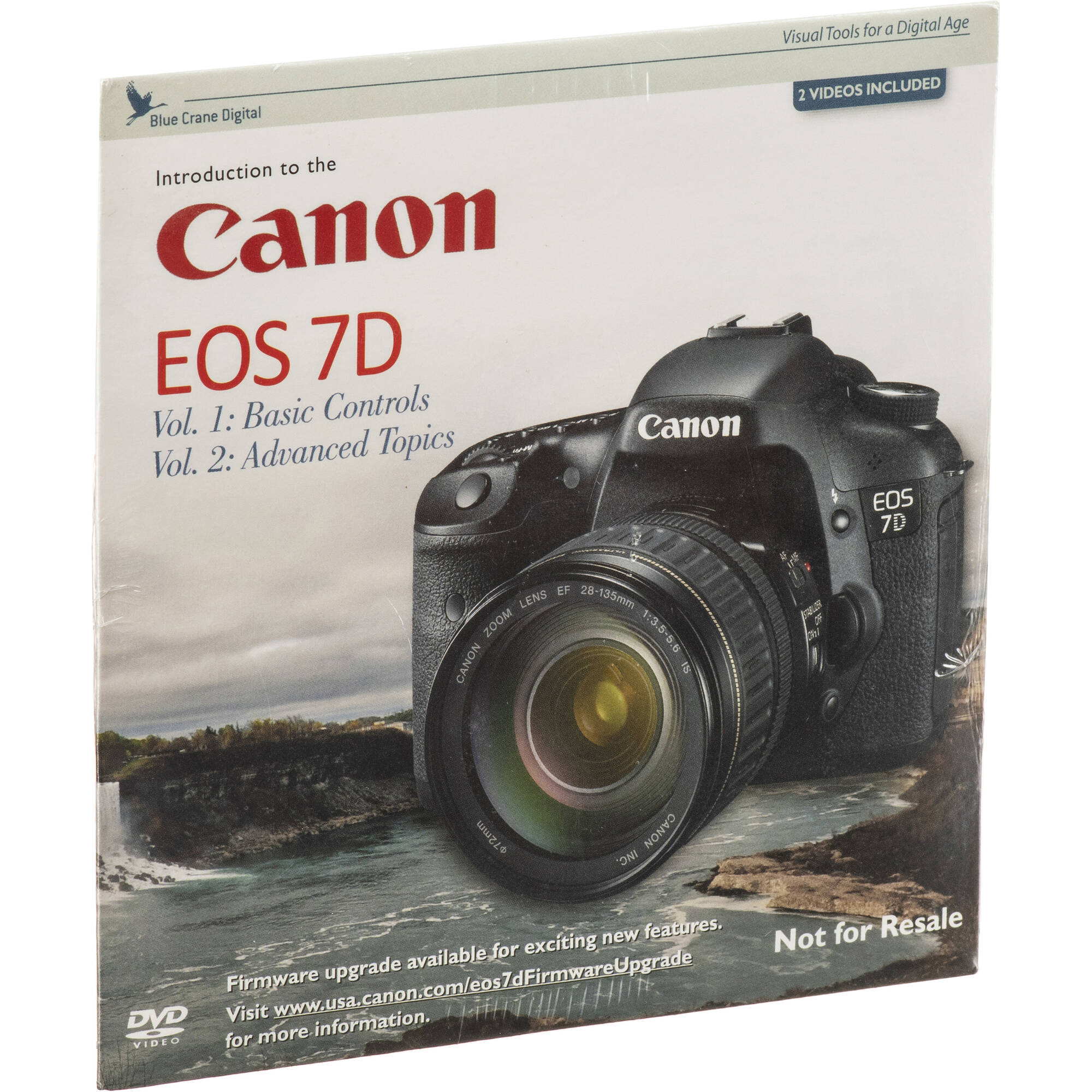 Canon DVD: Introduction to the Canon EOS 7D
