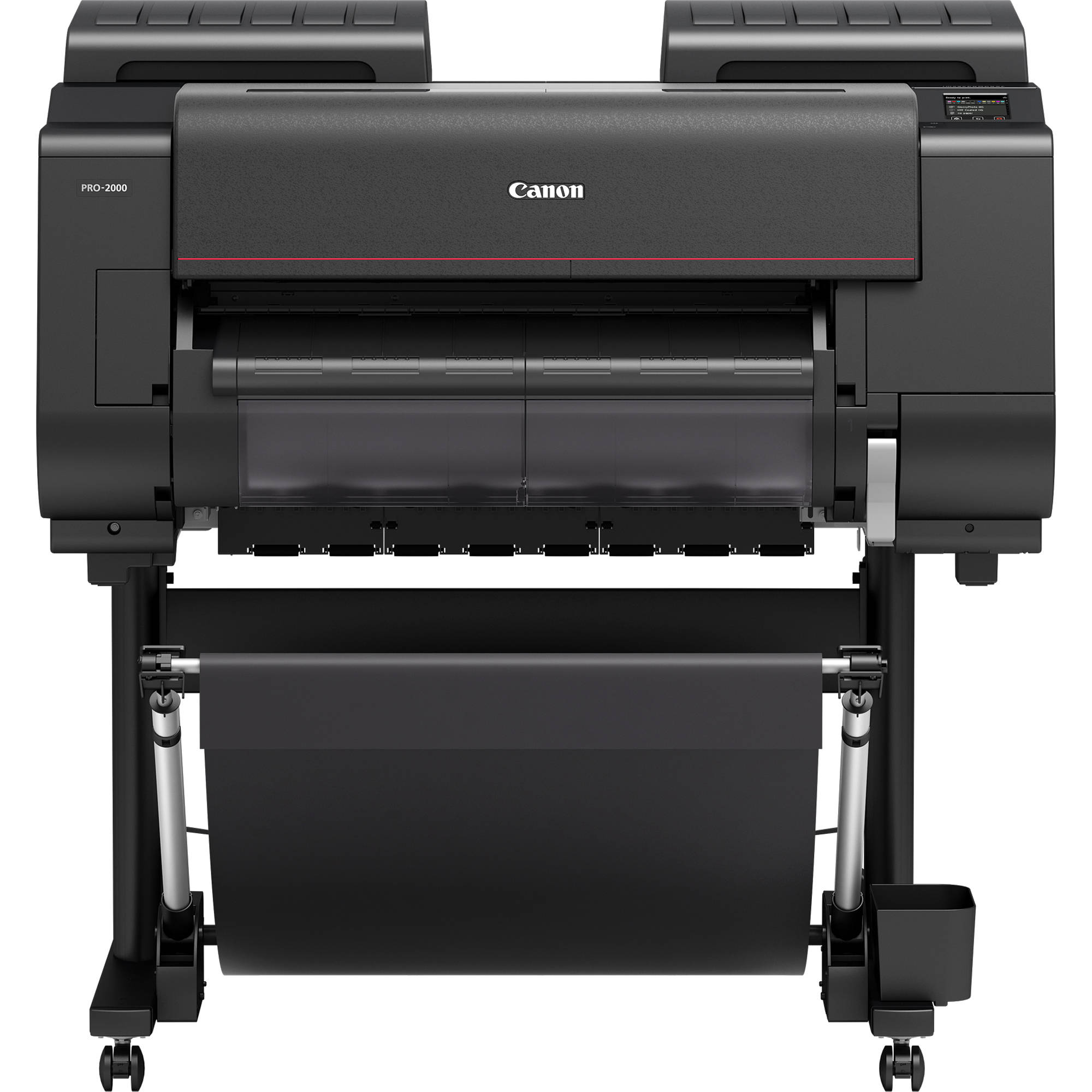 Large format printers bh photo video canon imageprograf pro 2000 24 professional photographic large format inkjet printer reheart Images