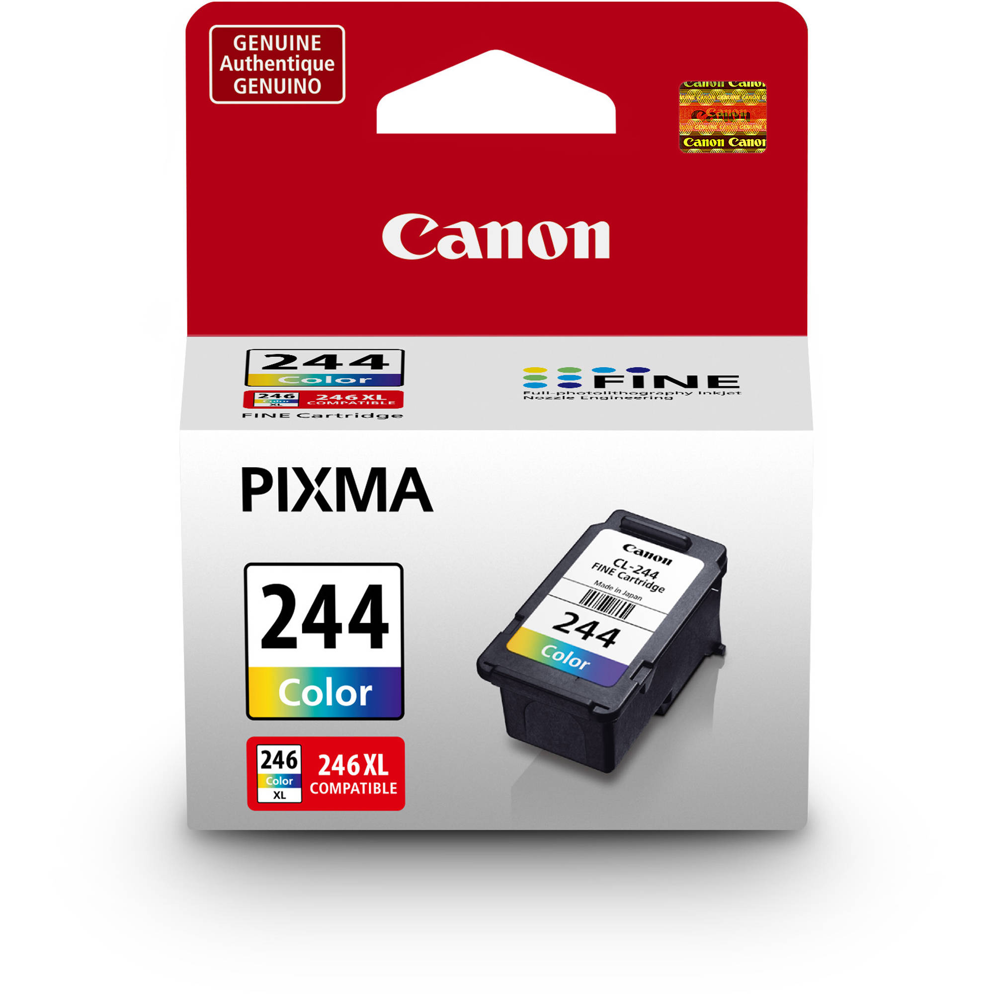 Canon CL 244 Color Ink Cartridge