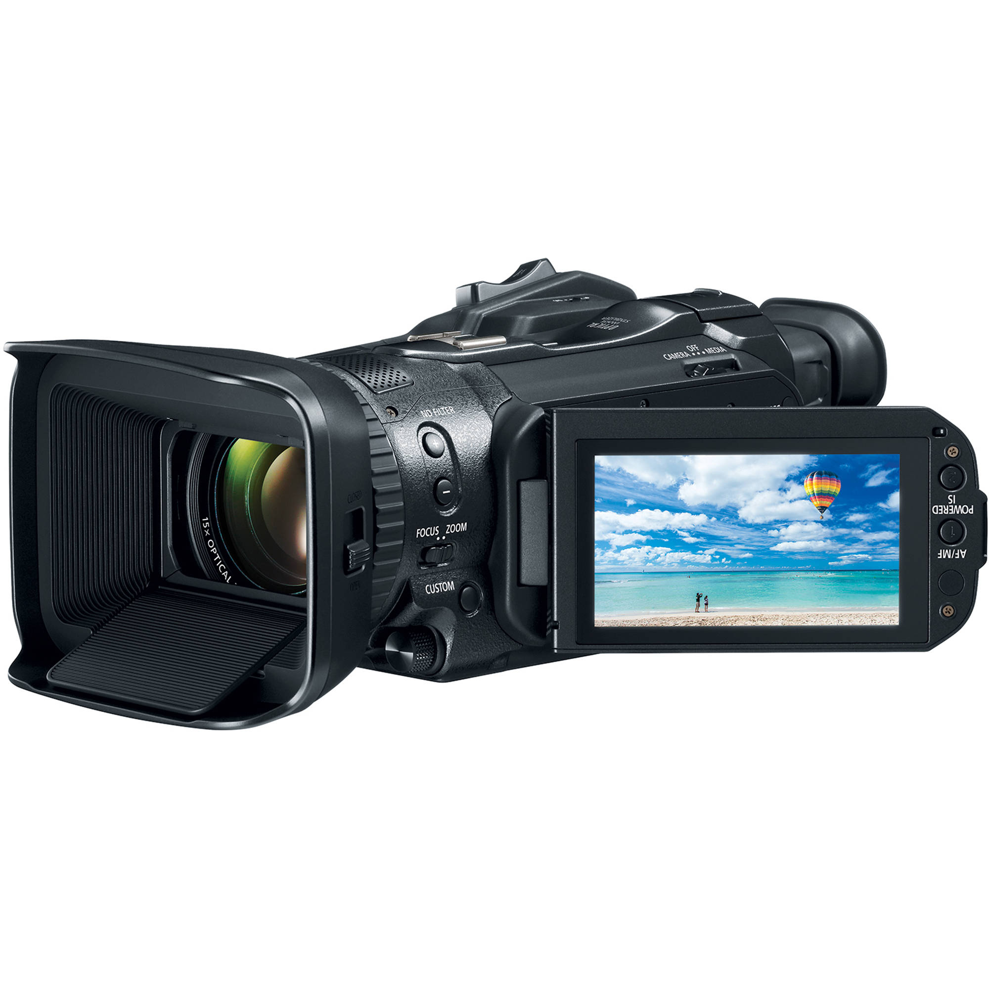 New 1-Inch Sensor Camcorders—Are They the Latest Craze