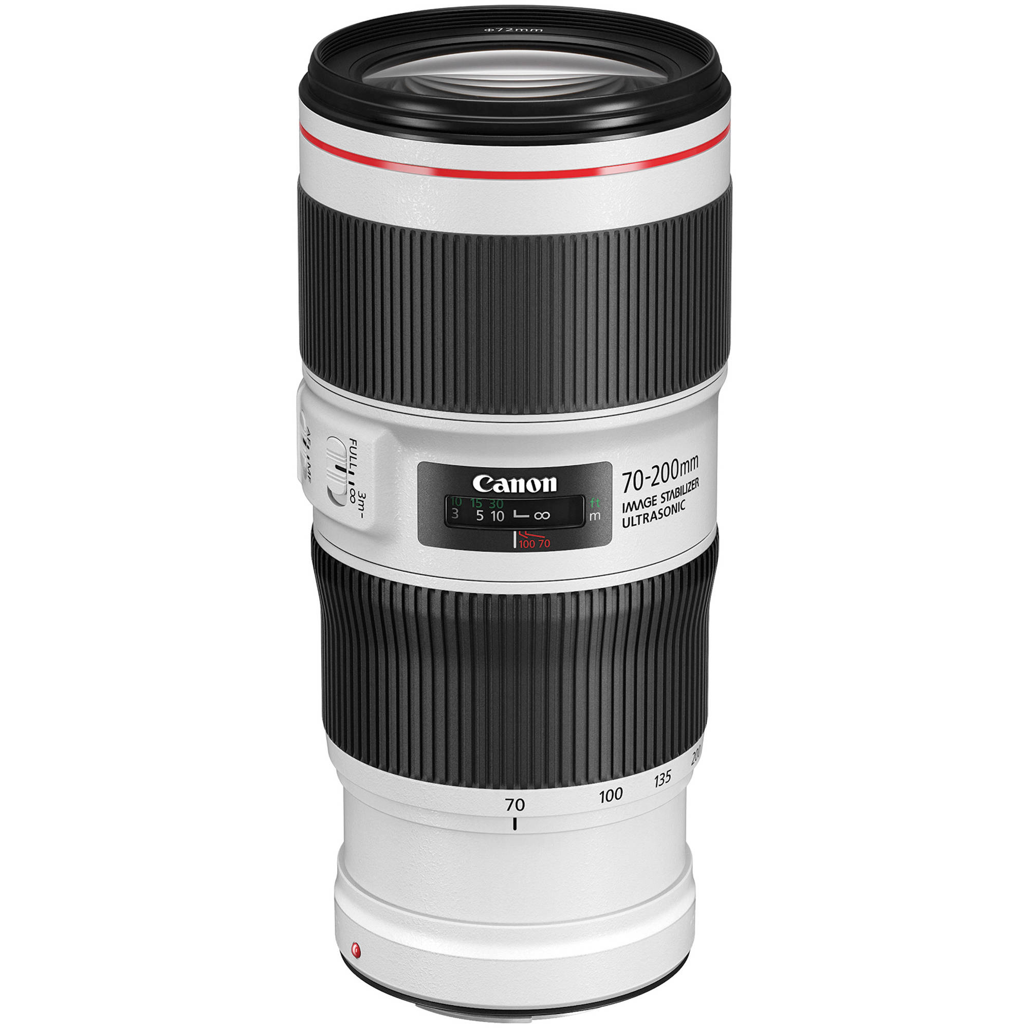 Canon Ef 70 200mm F 4l Is Ii Usm Lens 2309c002 B Amp H Photo Video