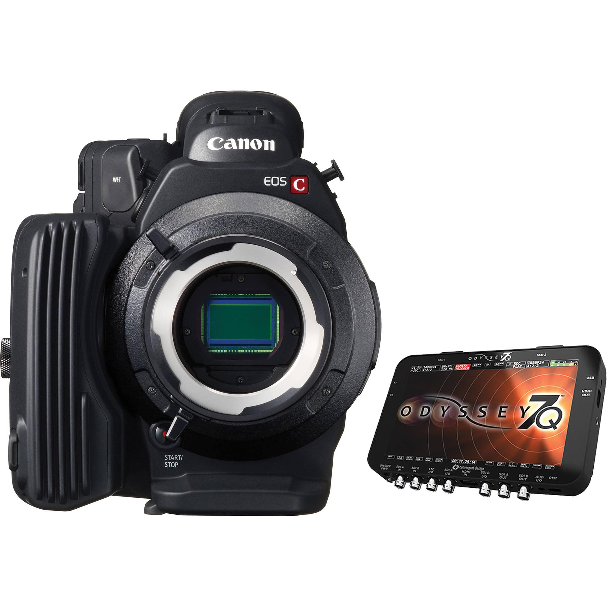 Canon EOS C500 PL Camera Driver UPDATE