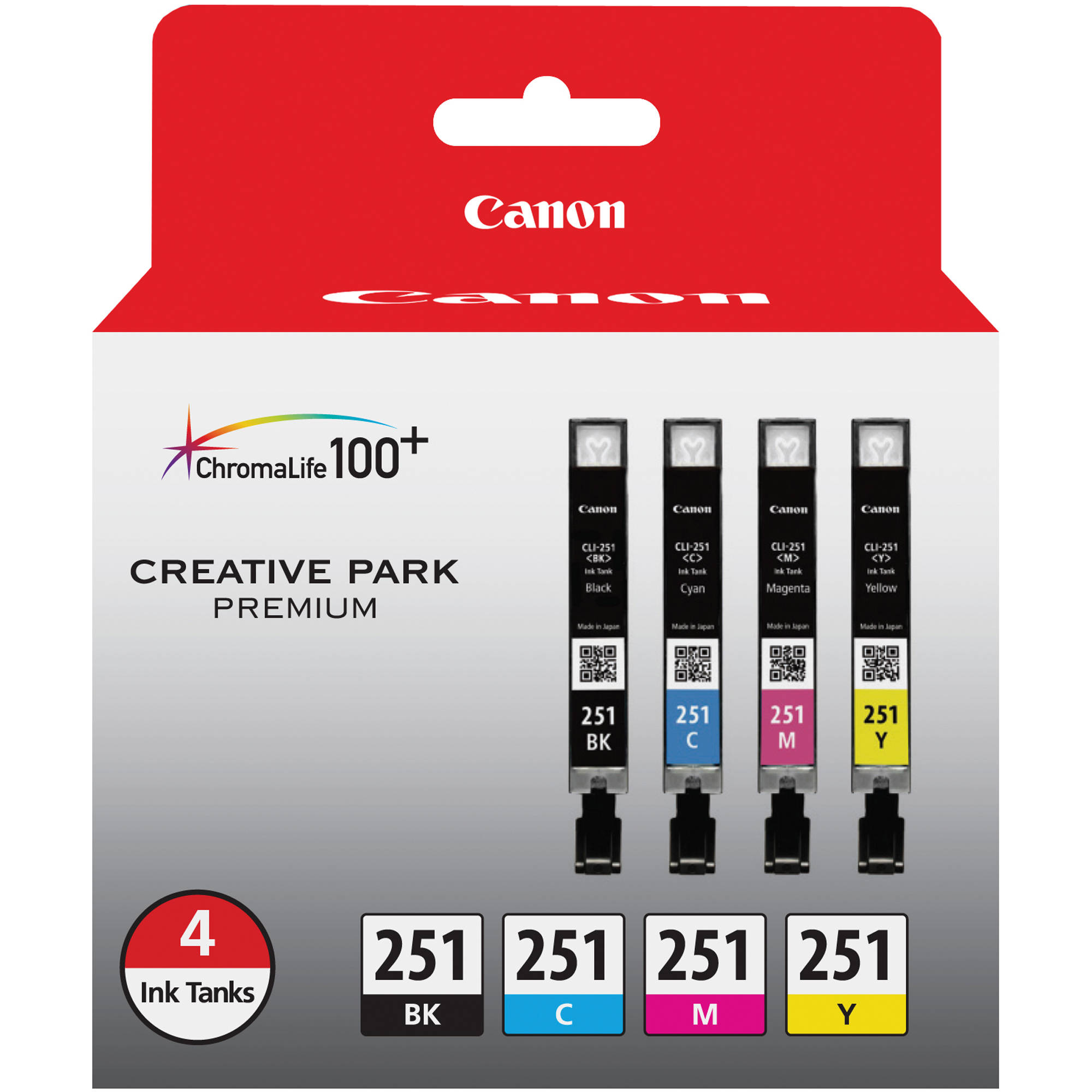 how to clean ink cartridge canon
