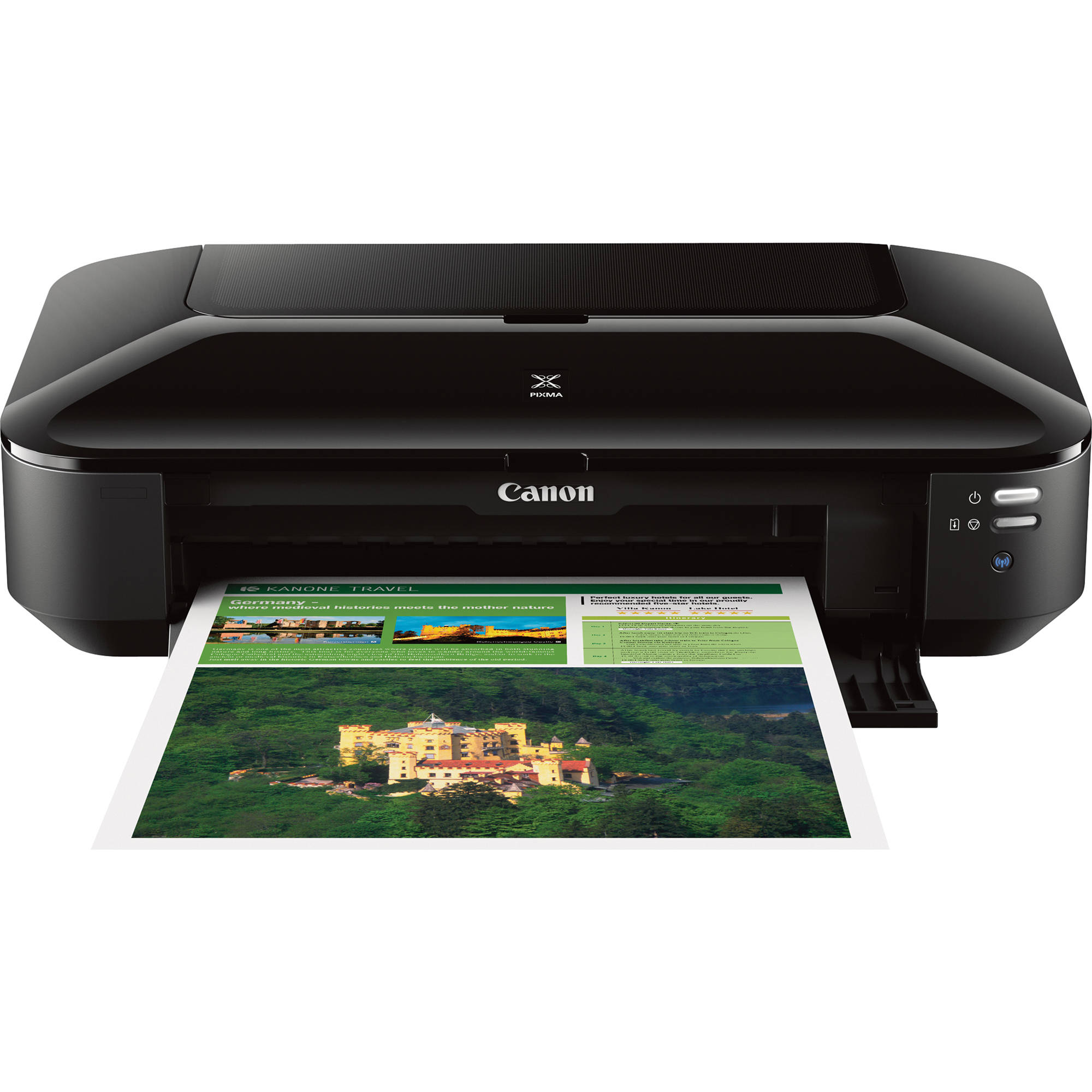 canon pixma ix6820 wireless inkjet printer 8747b002 b h photo