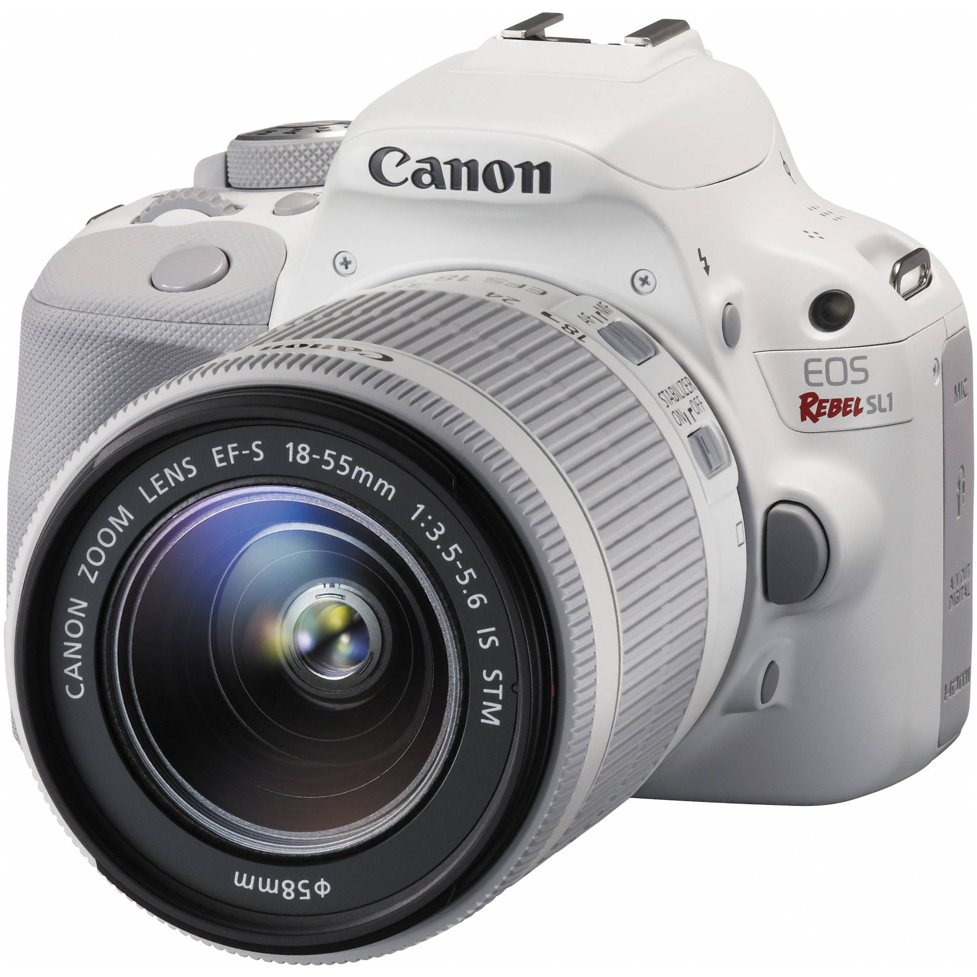 зеркальный фотоаппарат canon цена