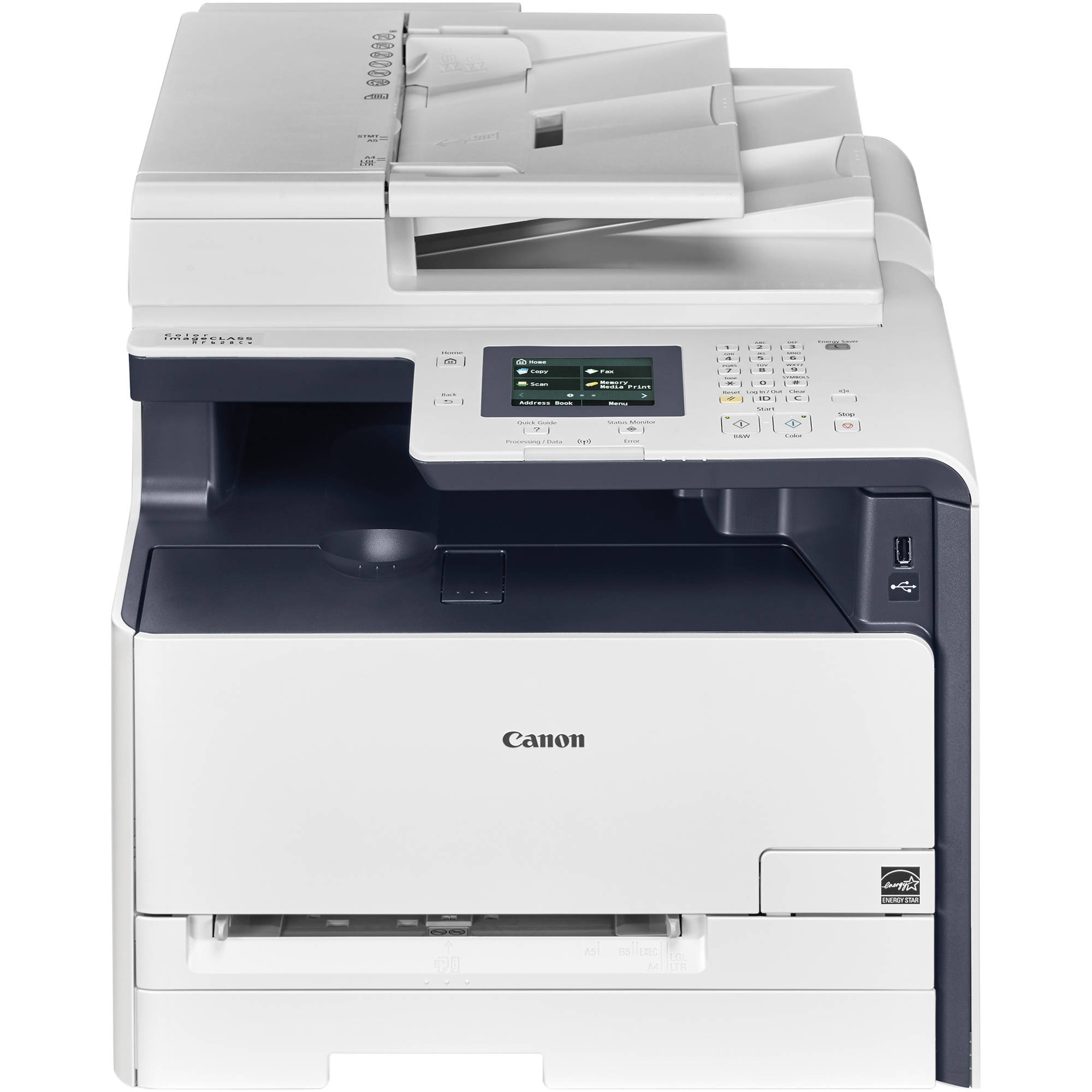 canon imageclass mf628cw all in one color laser 9946b007aa b h
