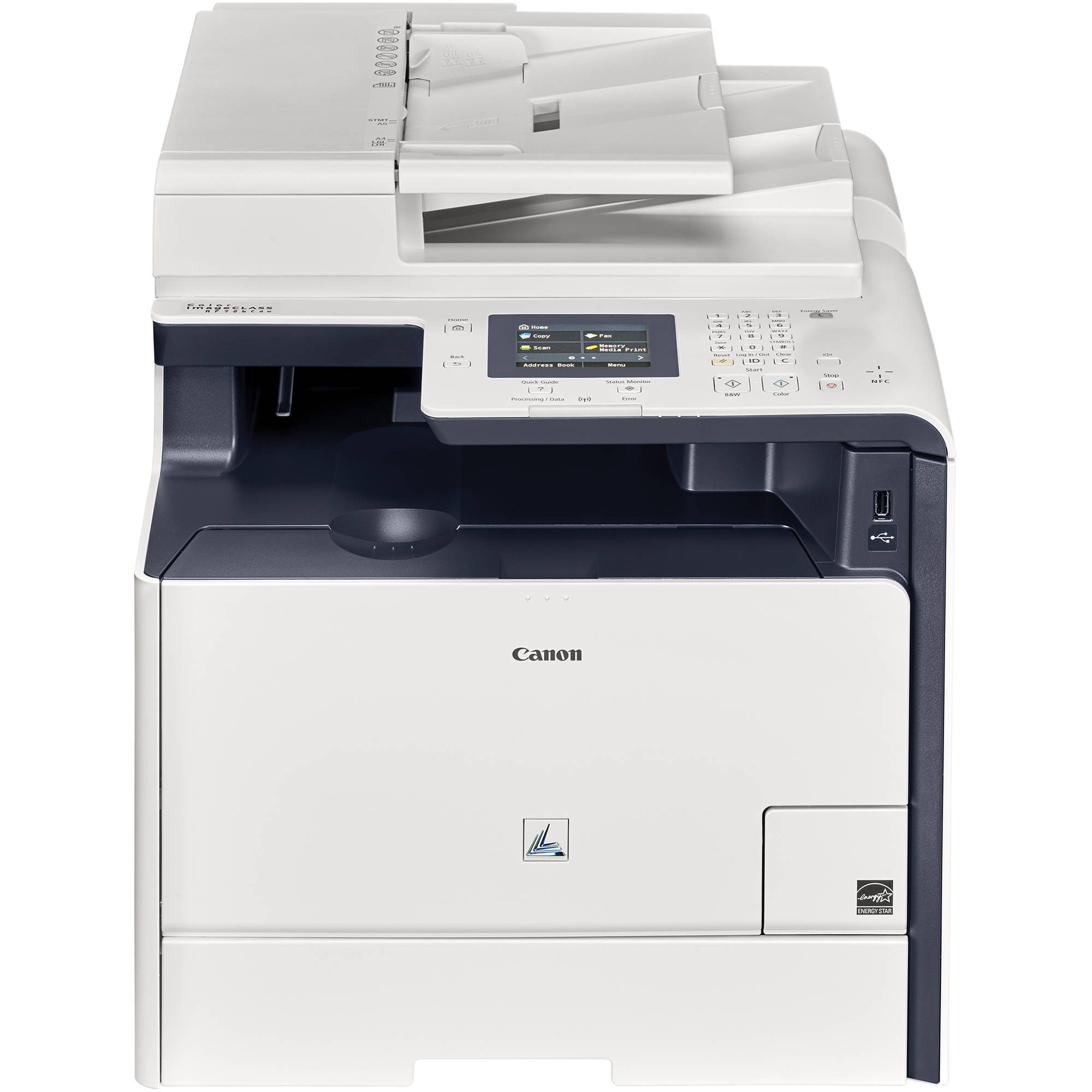Canon ImageCLASS MF726Cdw All In One Color Laser