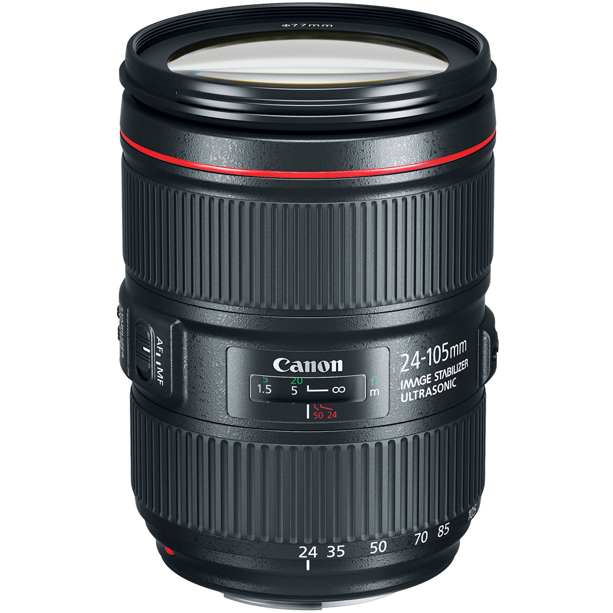 canon ef 24 105mm f 4l is ii usm lens 1380c002 b h photo video rh bhphotovideo com canon 24 105 lens user manual Canon 24 105 Craigslist