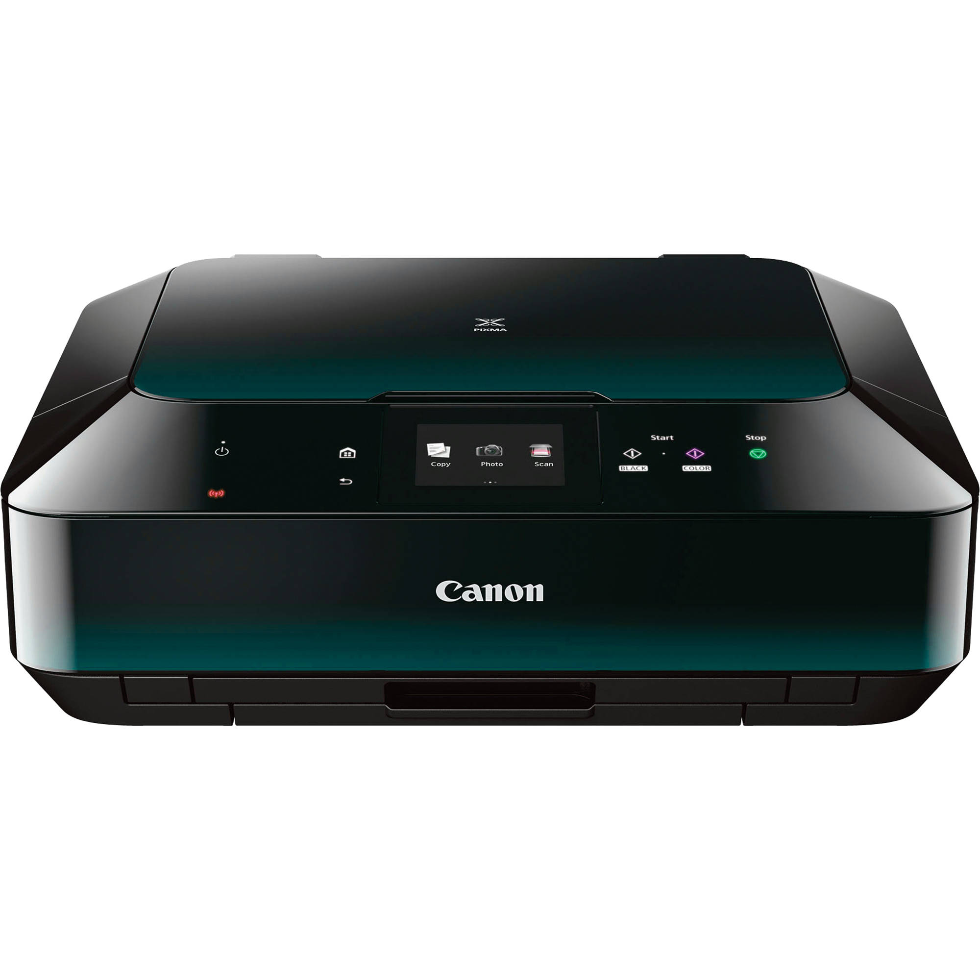 Color printer wireless - Canon Pixma Mg6320 Wireless Color All In One Inkjet Photo Printer Blue