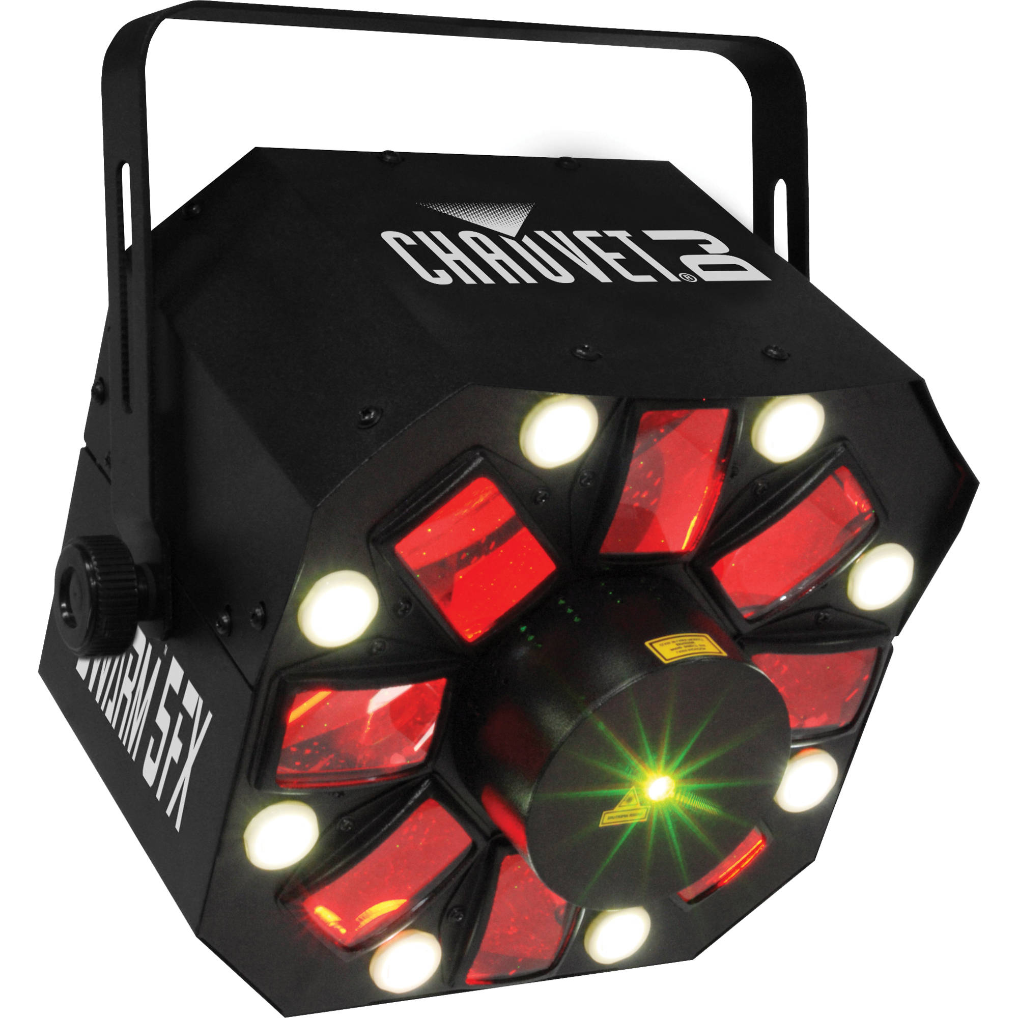 CHAUVET DJ Swarm 5 FX DJ Light with Power Cord  sc 1 st  Bu0026H & CHAUVET DJ Swarm 5 FX DJ Light with Power Cord SWARM5FX Bu0026H azcodes.com