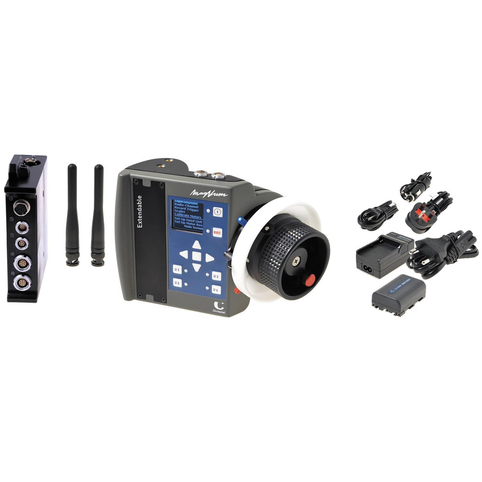Chrosziel MN-150 MagNum Extendable Wireless Lens Control ...