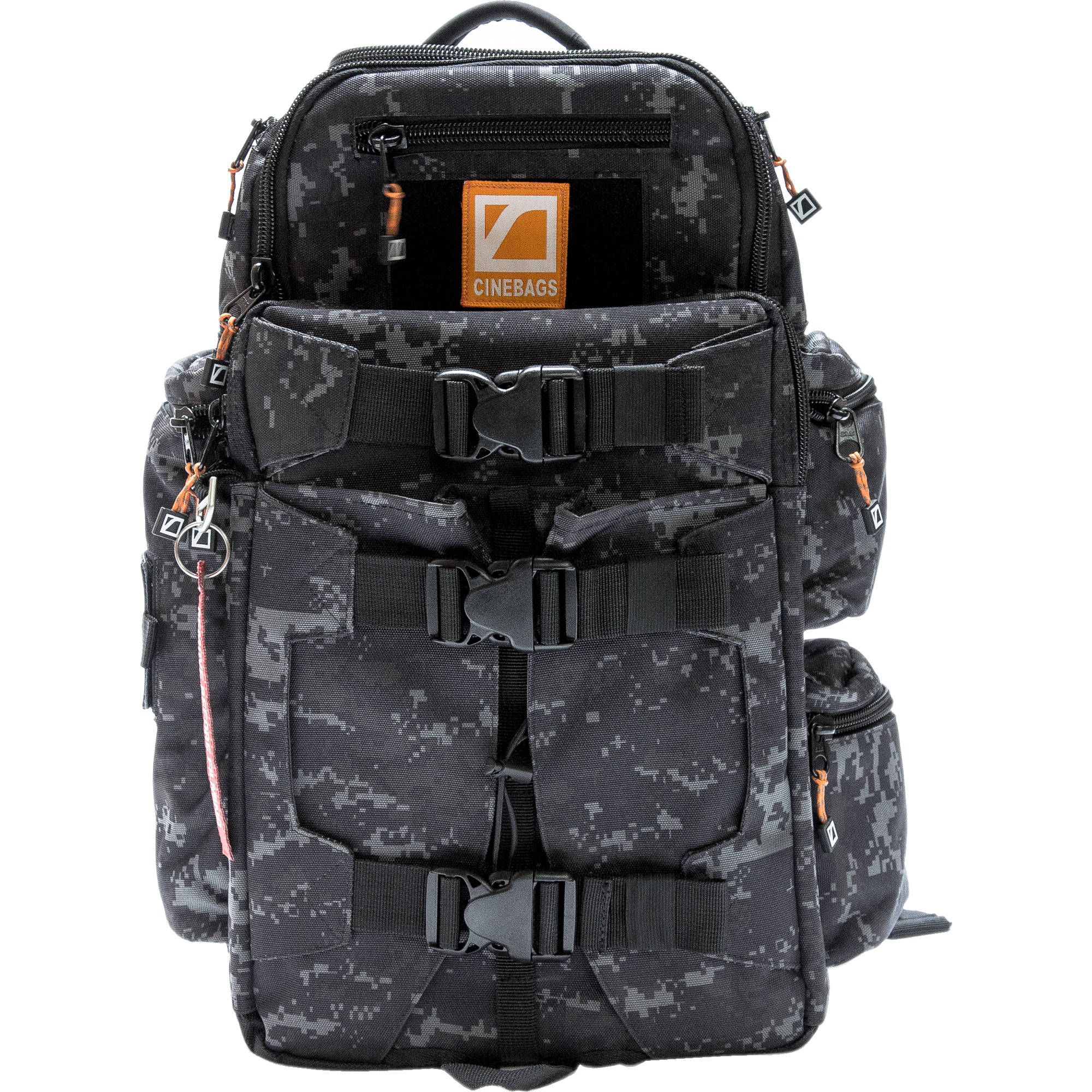 Cinebags Cb25b Revolution Backpack Tactical Camo