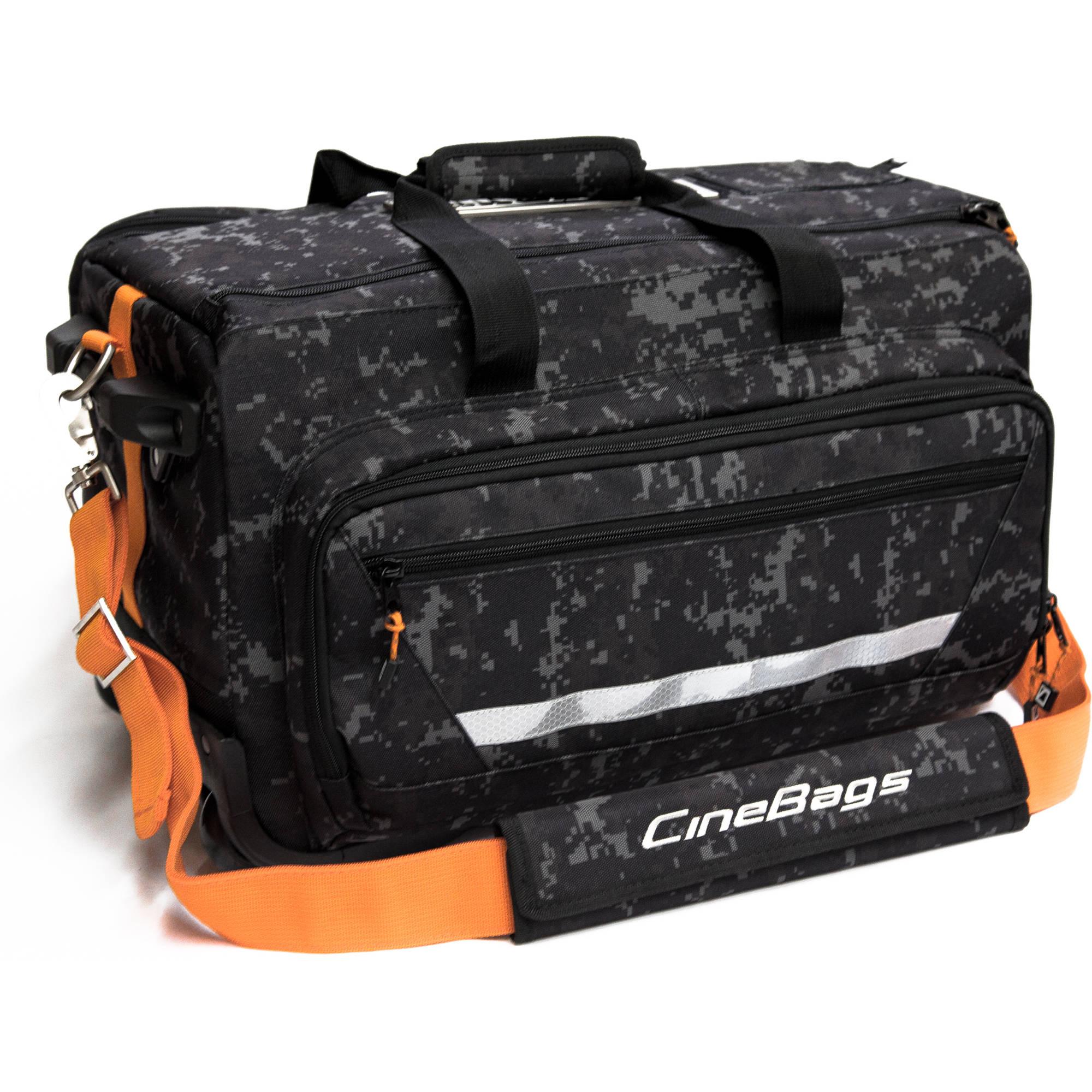 Cinebags Cb 40 High Roller Camera Bag Tactical Camo