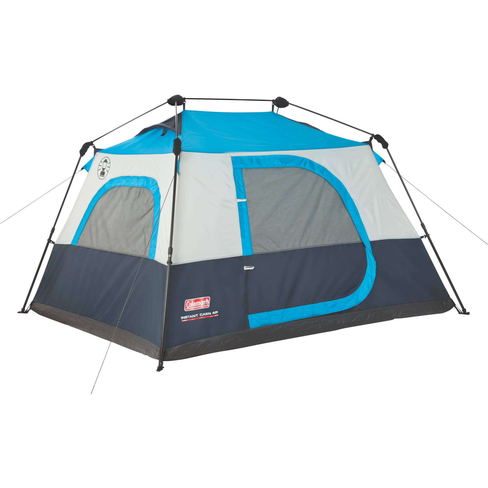 4 Person Instant Tent : Coleman instant cabin tent person b h photo