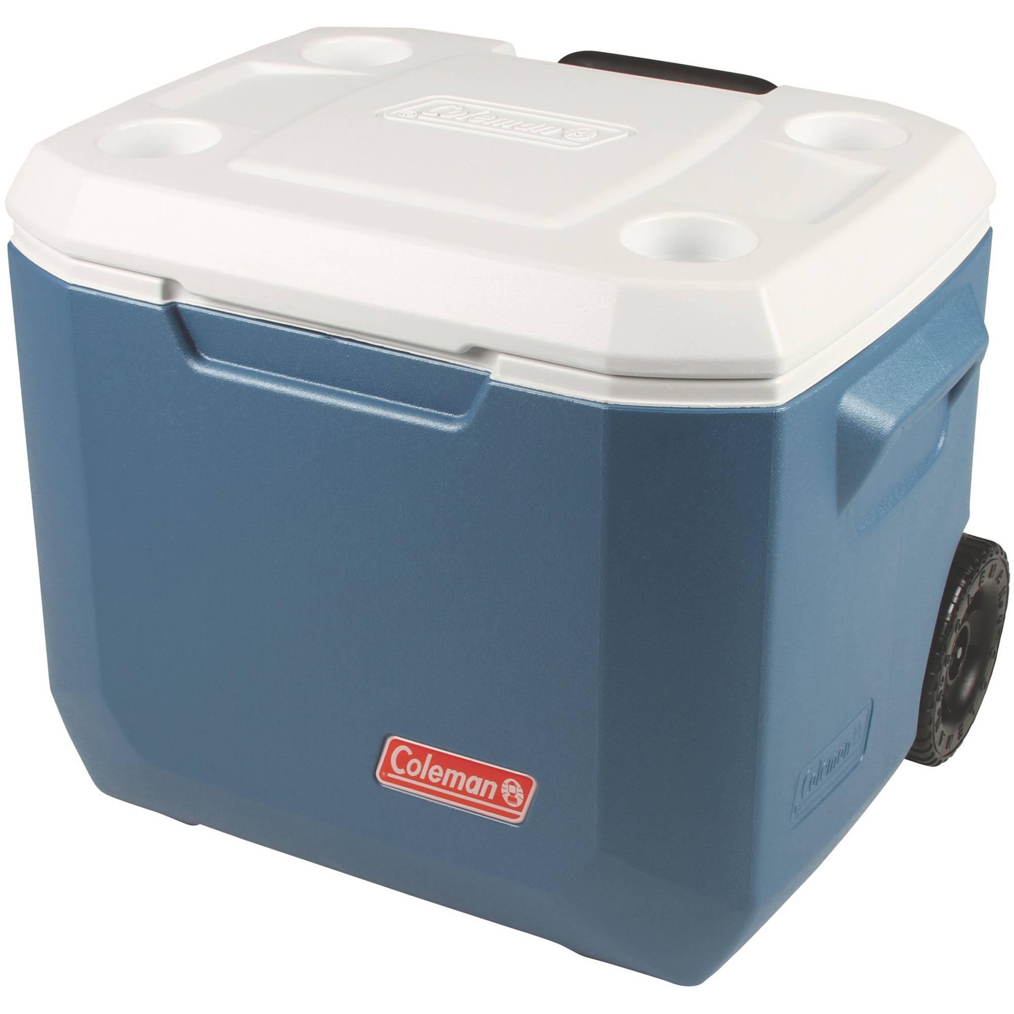 Coleman Xtreme 5 Cooler : Coleman xtreme quart wheeled cooler b h photo