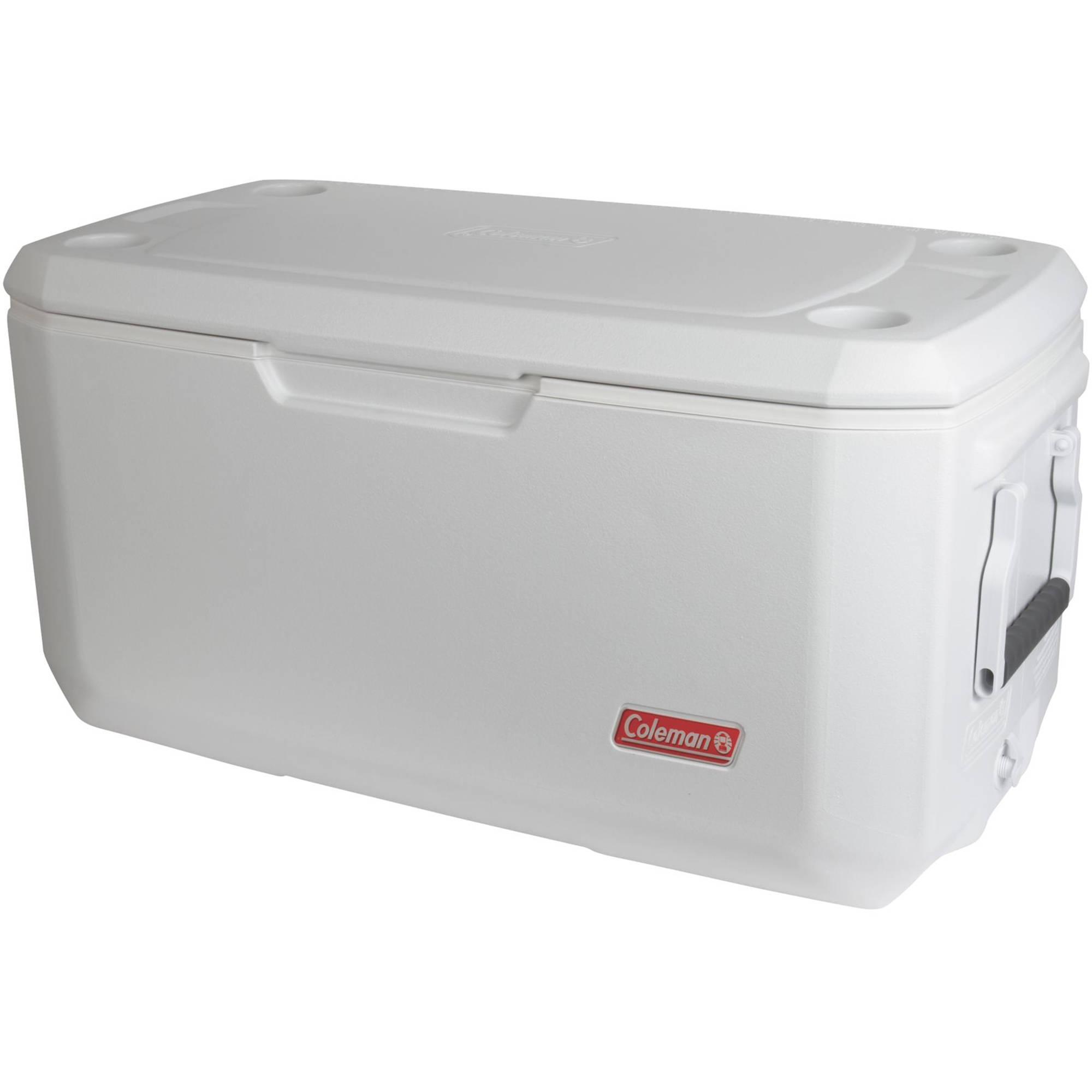 Coleman Xtreme 5 Cooler : Coleman quart xtreme marine cooler white