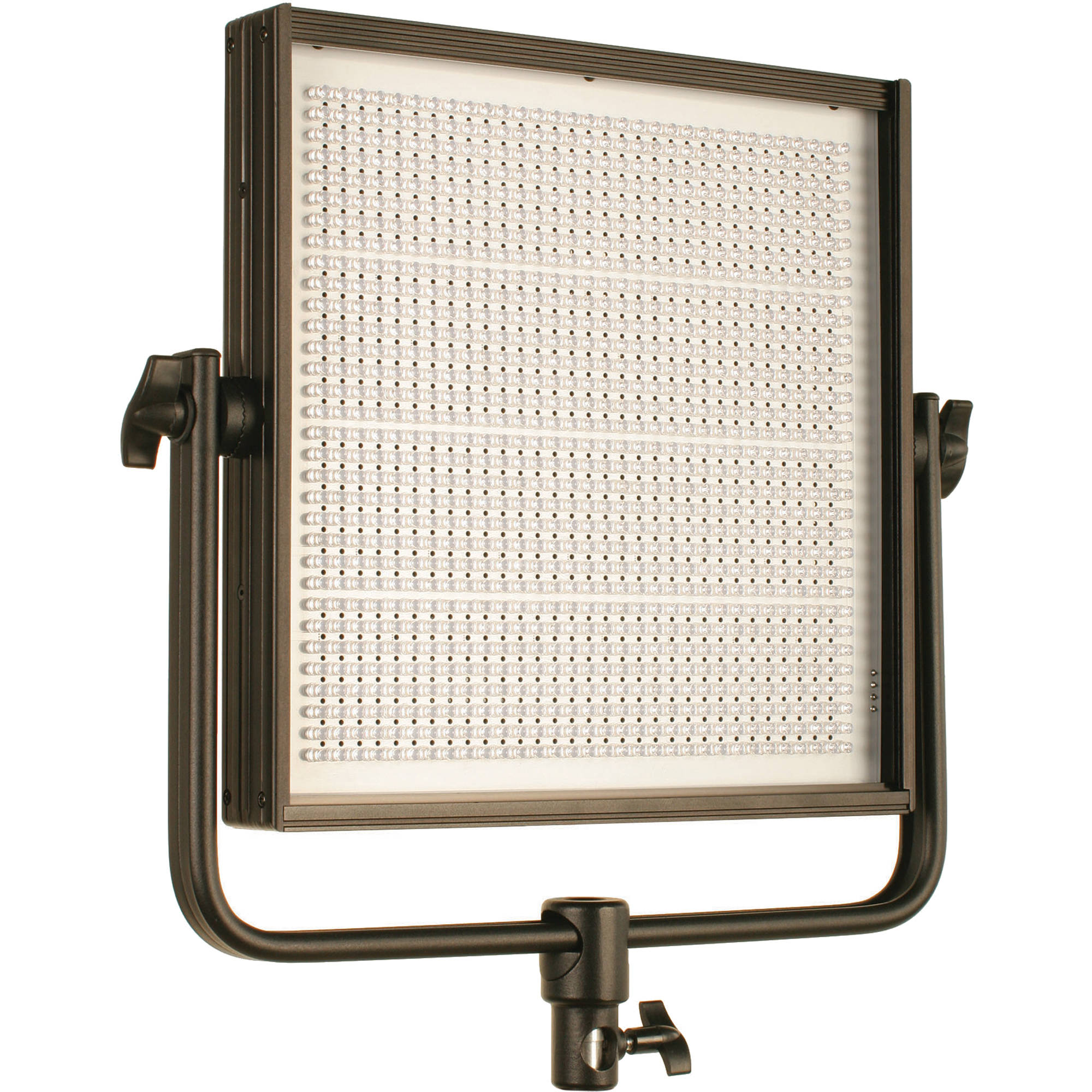 Cool Lux Cl1000dfg Daylight Pro Studio Led Flood Light With Gold Mount Battery Plate