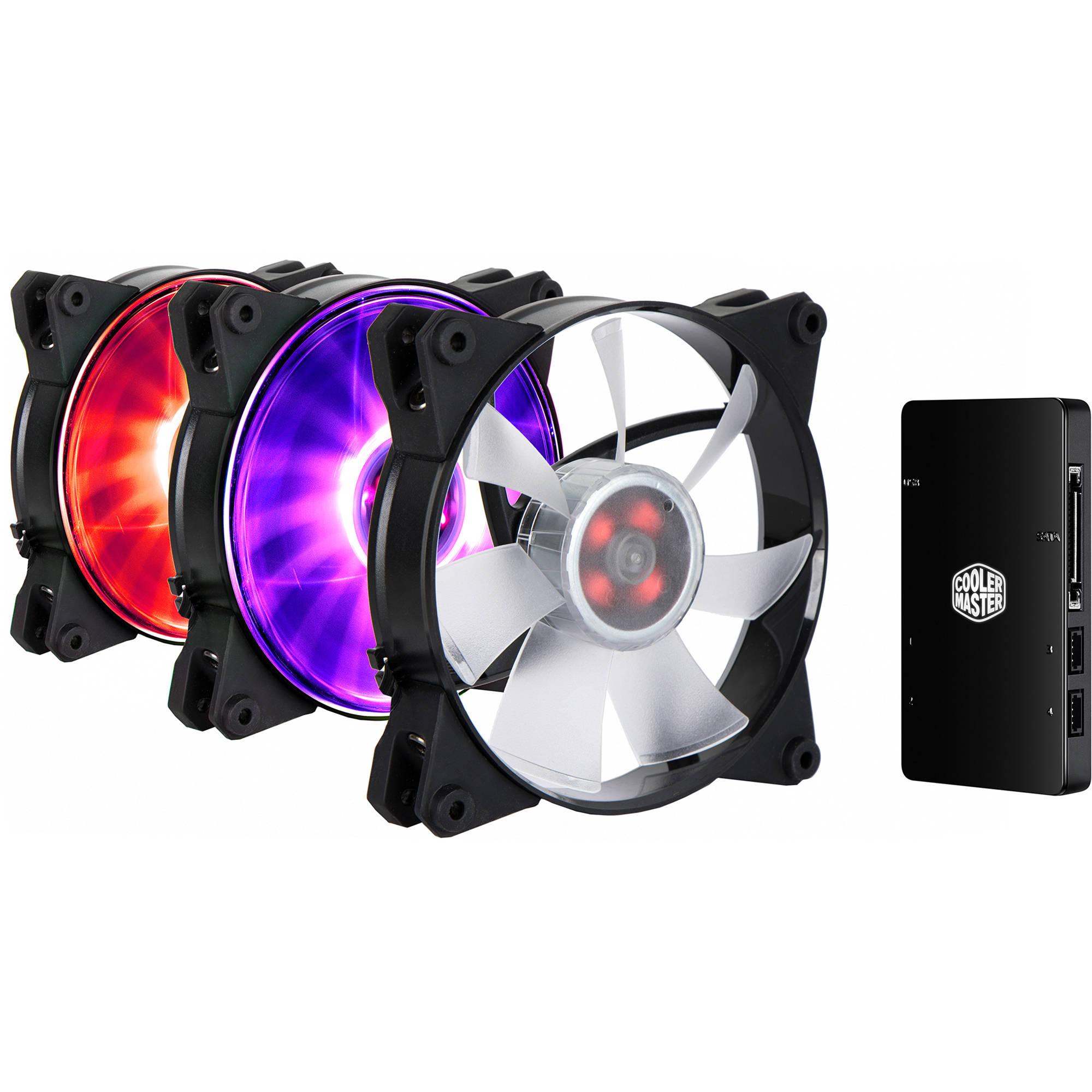 cooler master fan controller