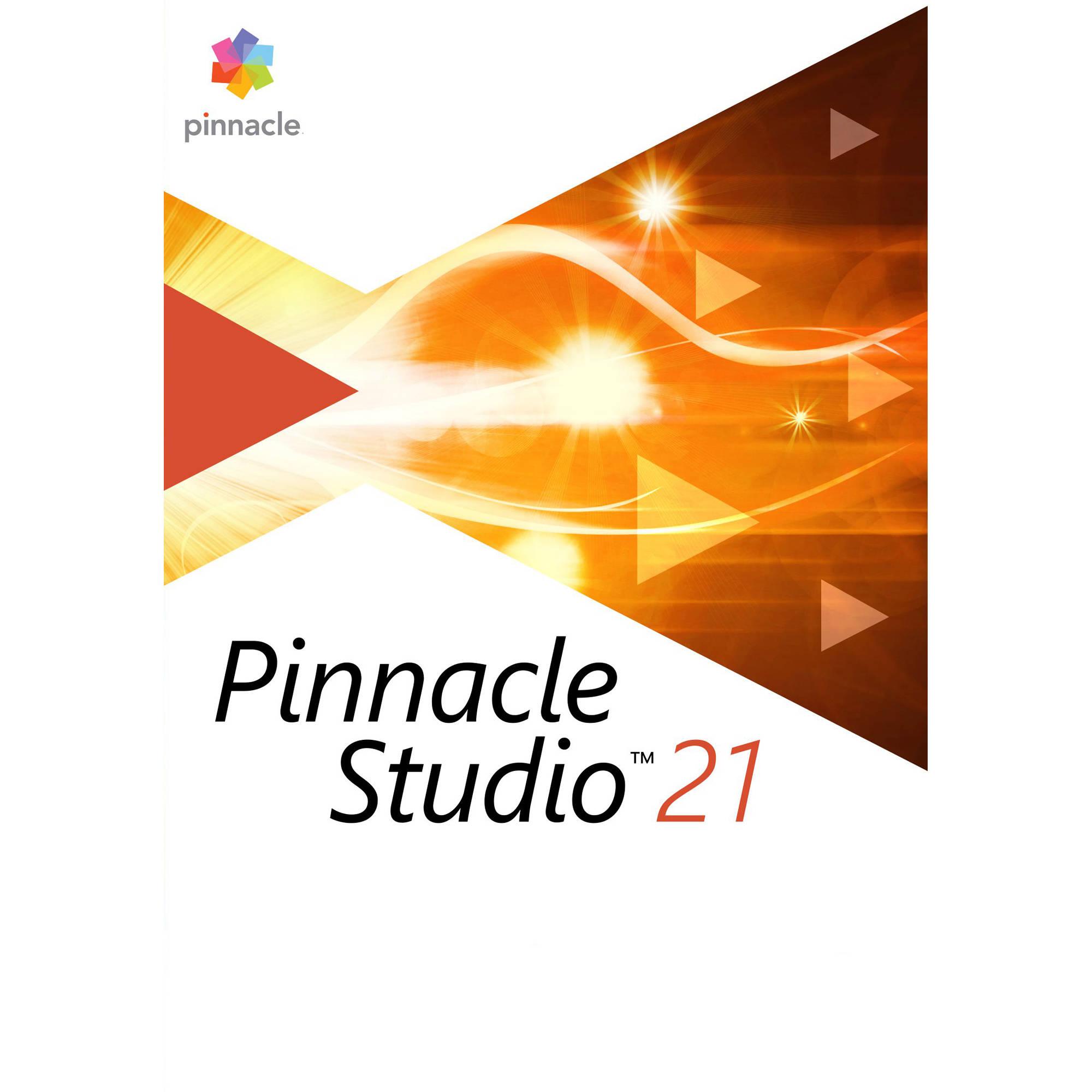 Pinnacle Pinnacle Studio 21 Standard (Download) ESDPNST21STML
