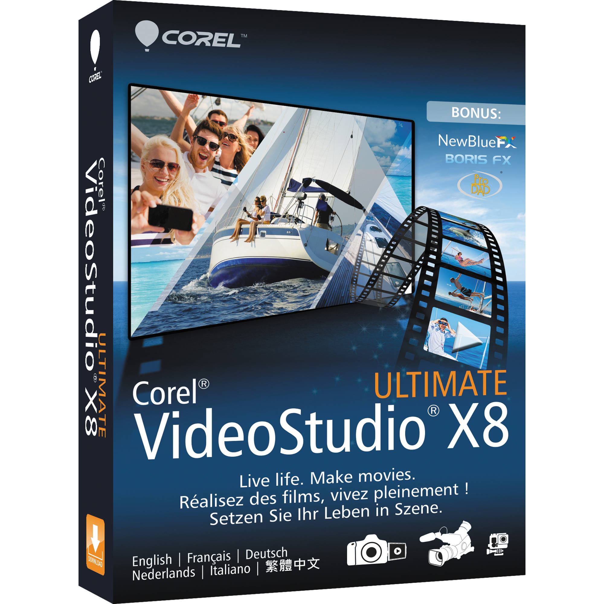 Ulead Video studio 8.0 Plugins Serial Key