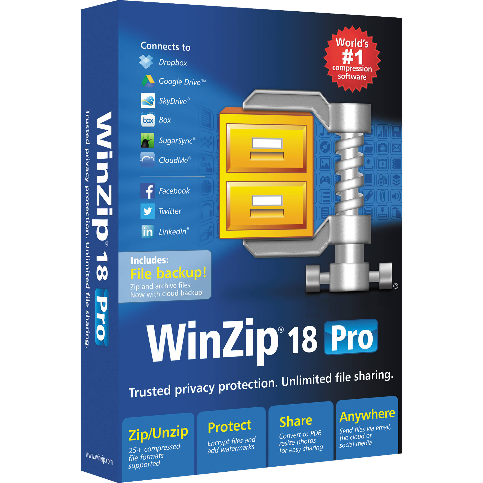 free download winzip software for xp