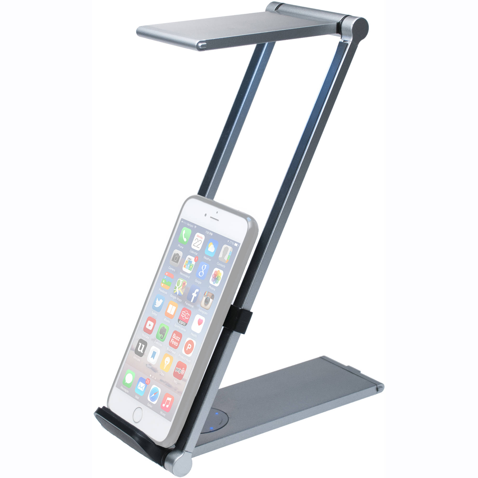 Smartphones Led Foldable And Lamp For Tablets Stand Desk If7b6vgyY