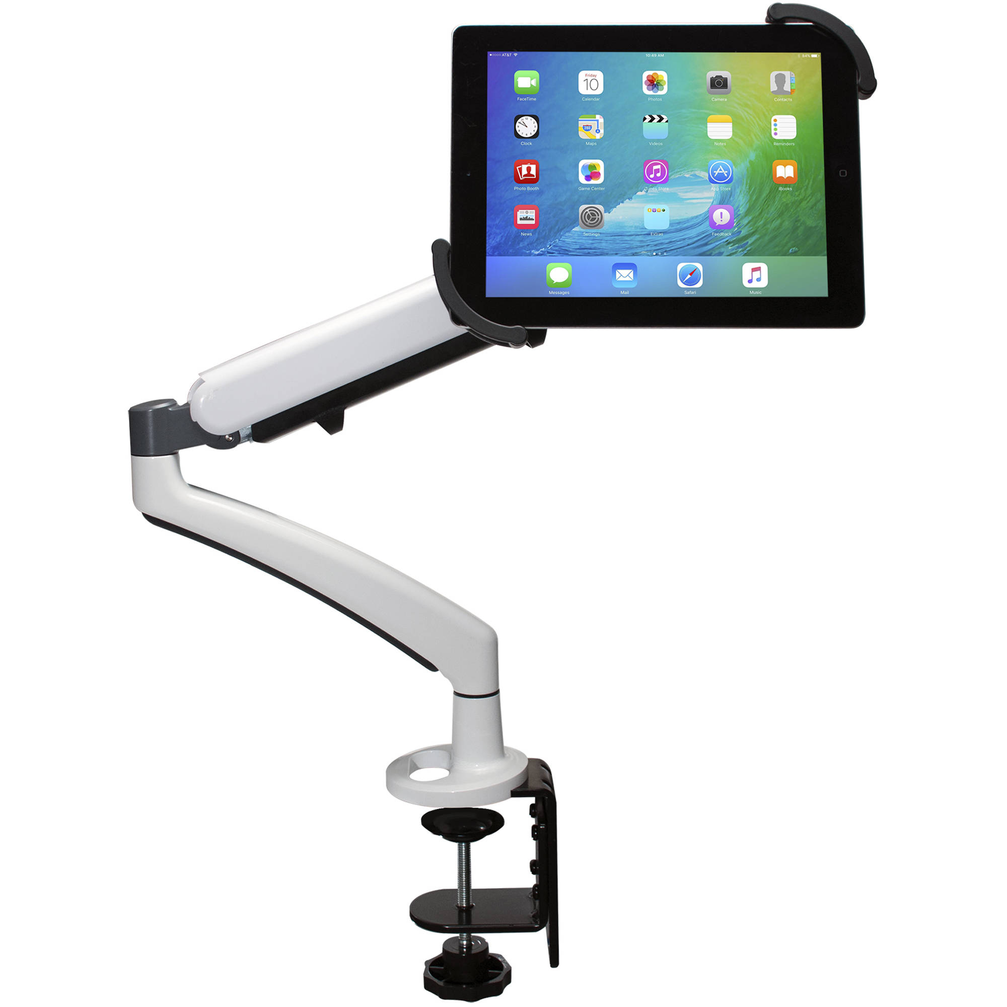 tablet or ipad not included - Tablet Mount